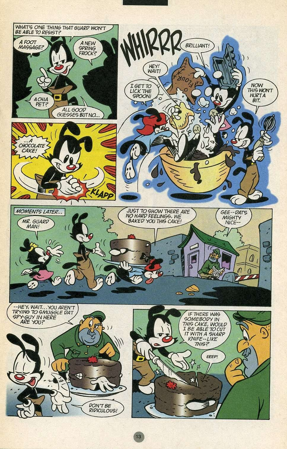 Animaniacs (1995) issue 14 - Page 15