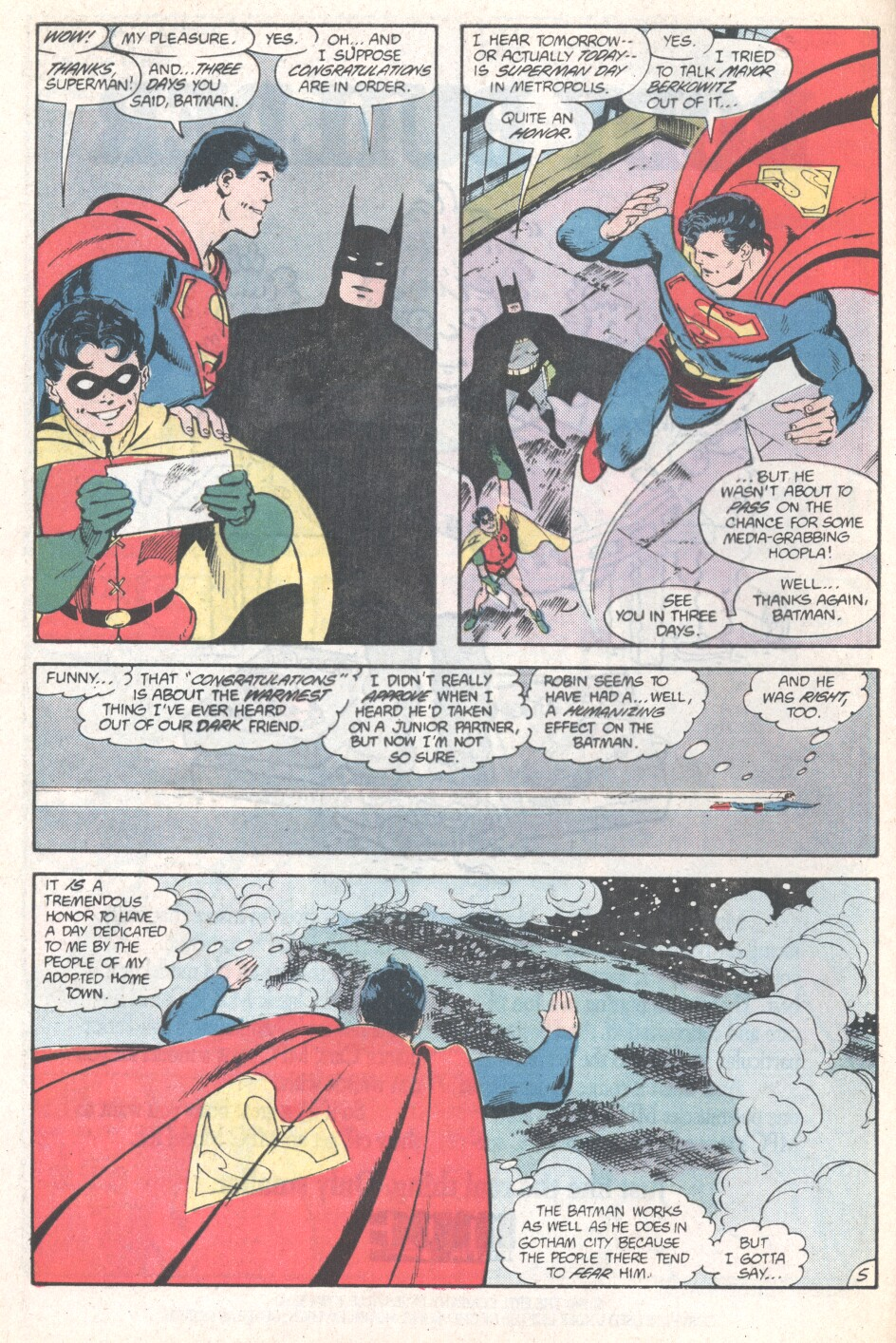 Read online Action Comics (1938) comic -  Issue #594 - 6