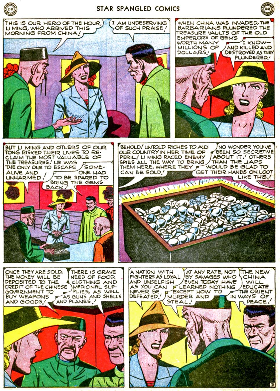 Star Spangled Comics (1941) issue 56 - Page 42