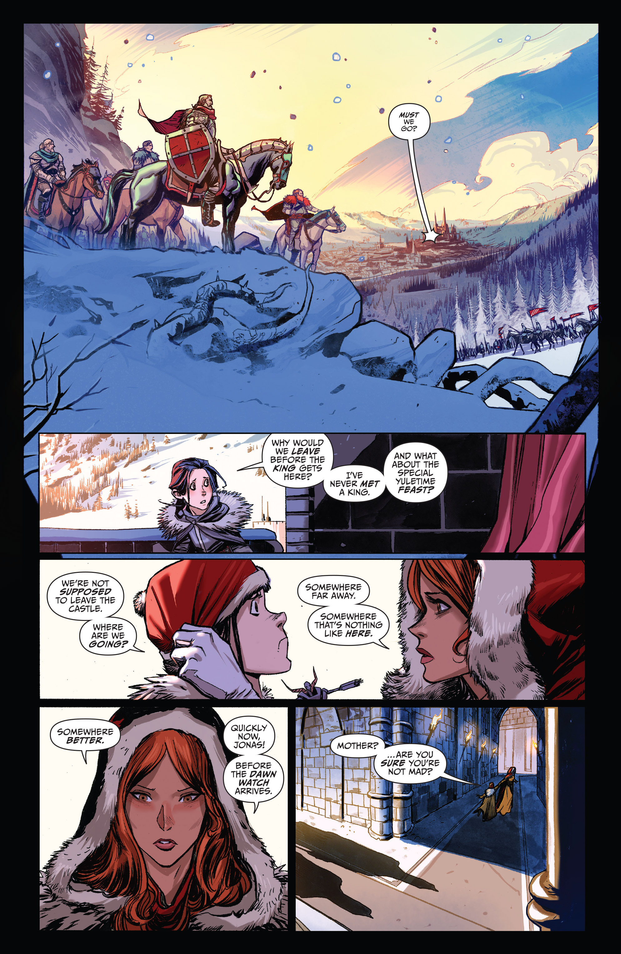 Read online Klaus comic -  Issue #6 - 3