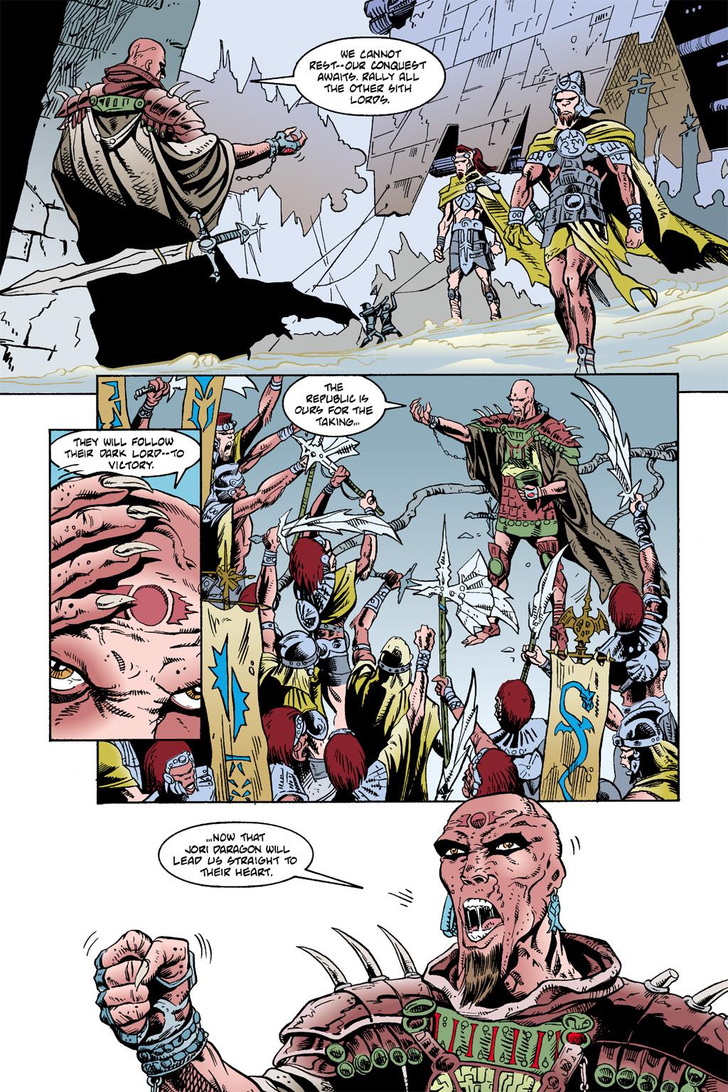 Read online Star Wars Omnibus comic -  Issue # Vol. 4 - 137