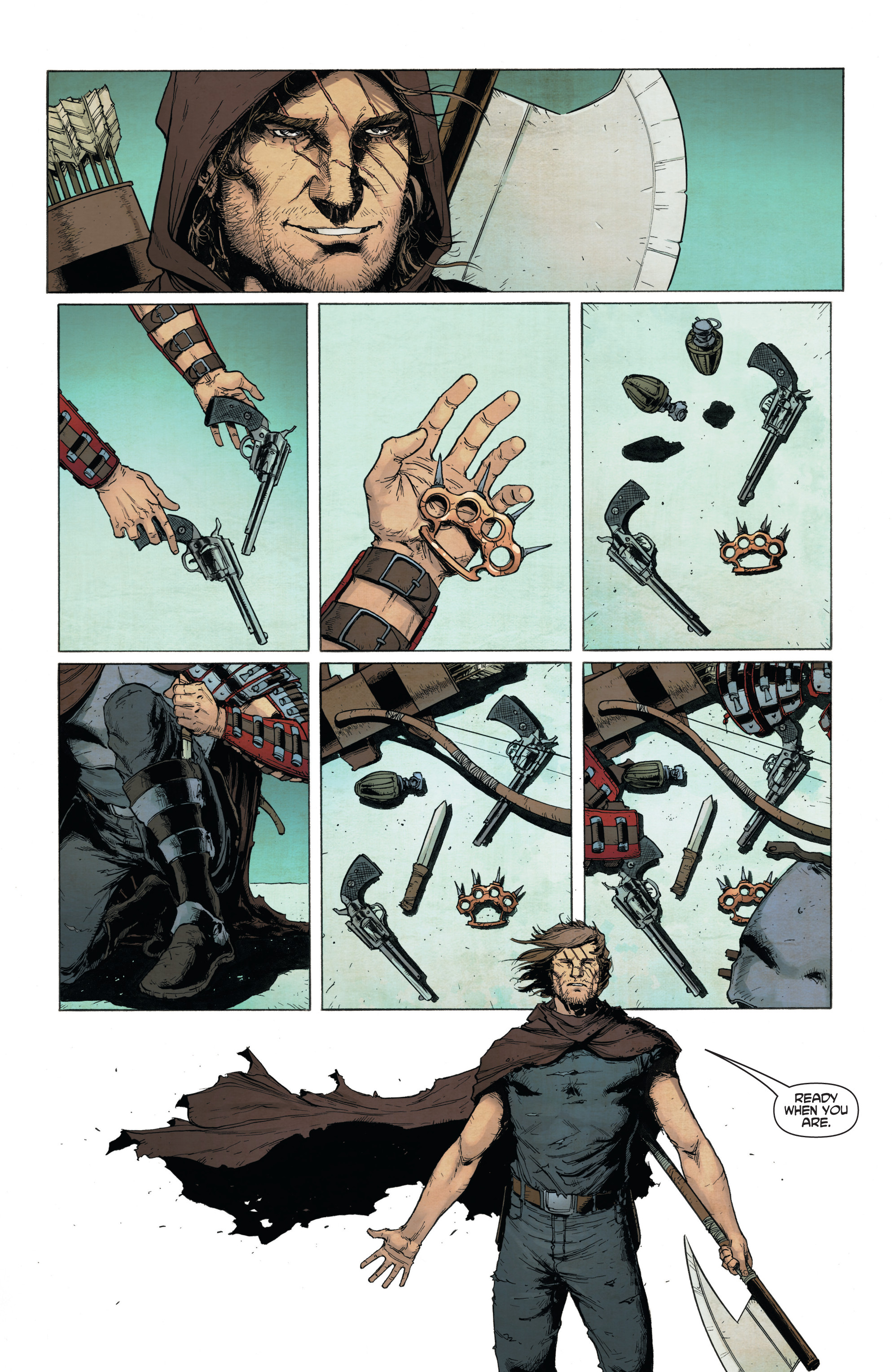 Read online Wrath of the Eternal Warrior comic -  Issue #13 - 13
