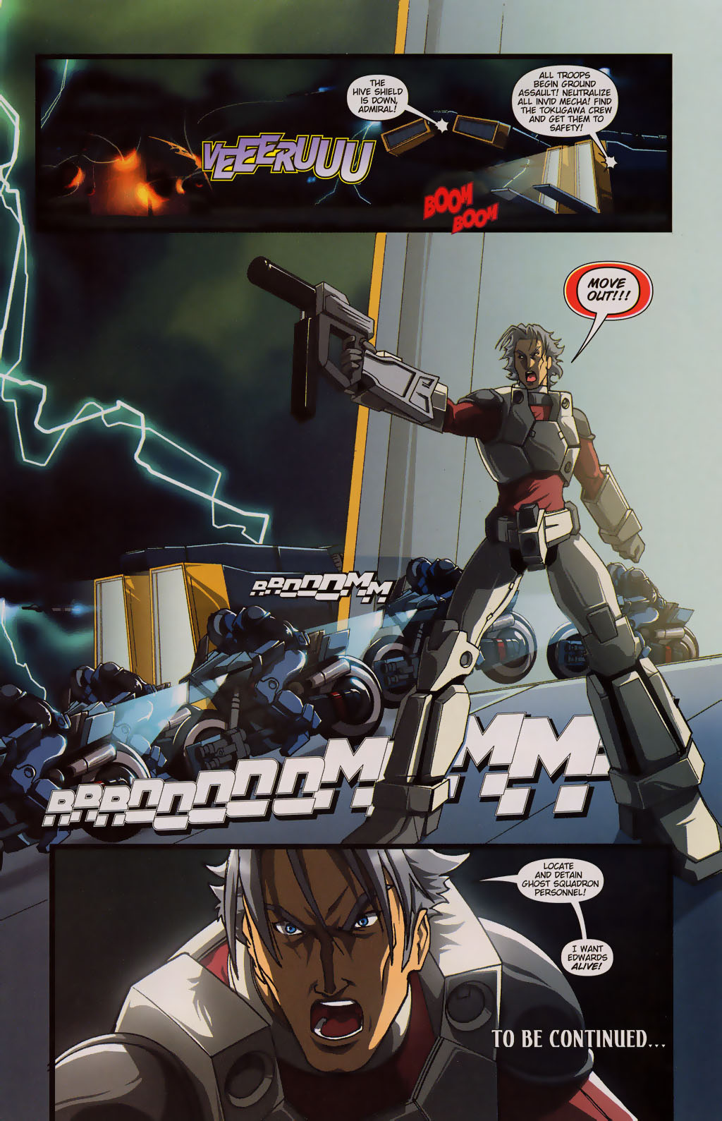Read online Robotech: Prelude to the Shadow Chronicles comic -  Issue #3 - 20