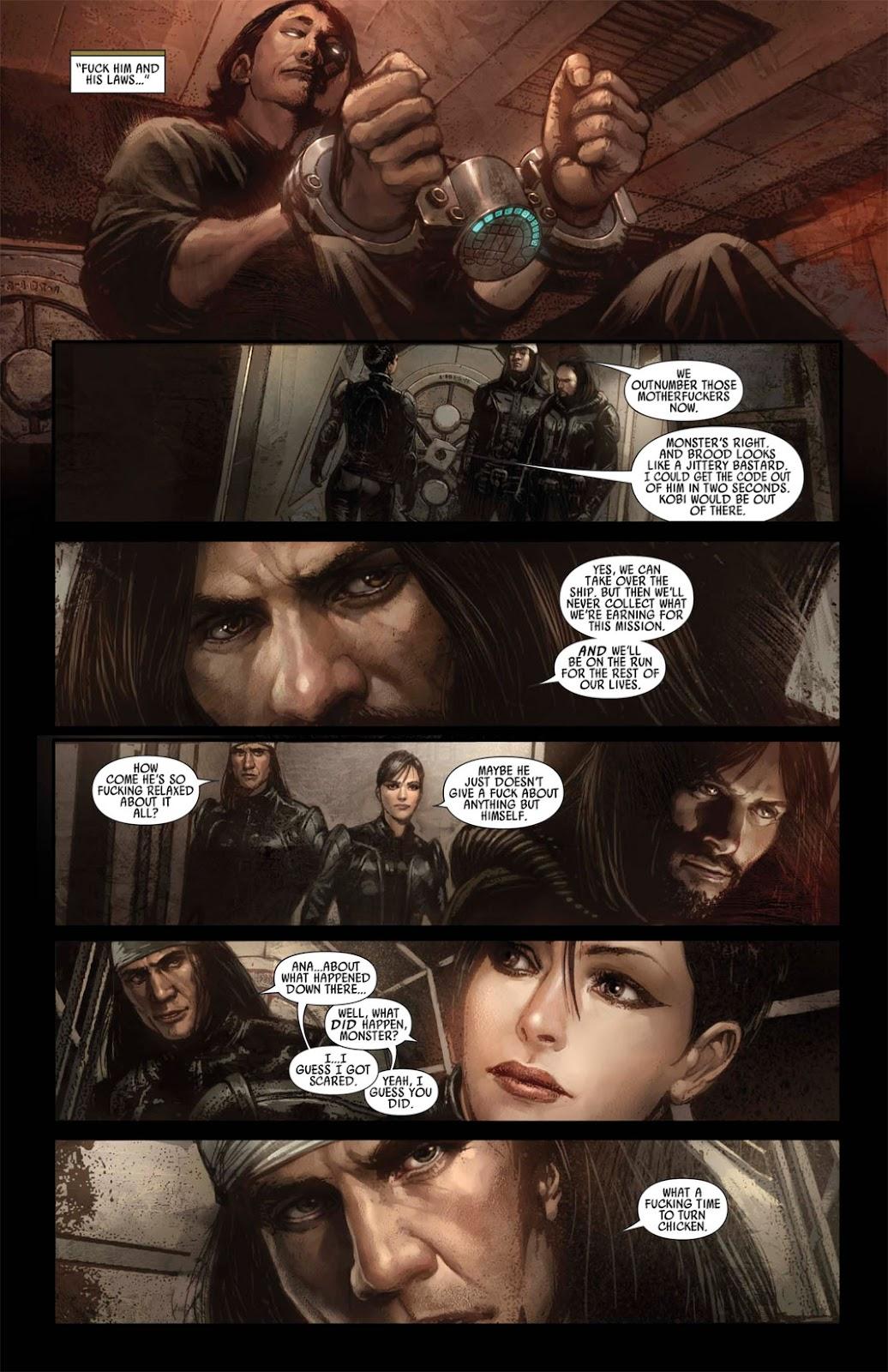 Read online After Dark comic -  Issue #2 - 9