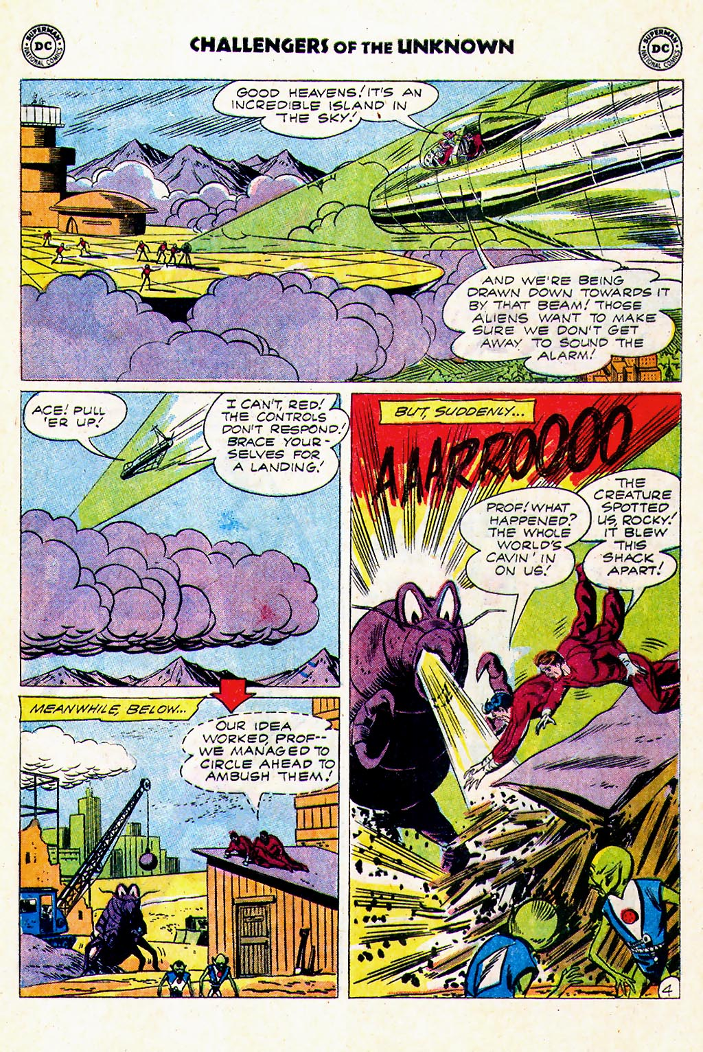 Challengers of the Unknown (1958) issue 23 - Page 21