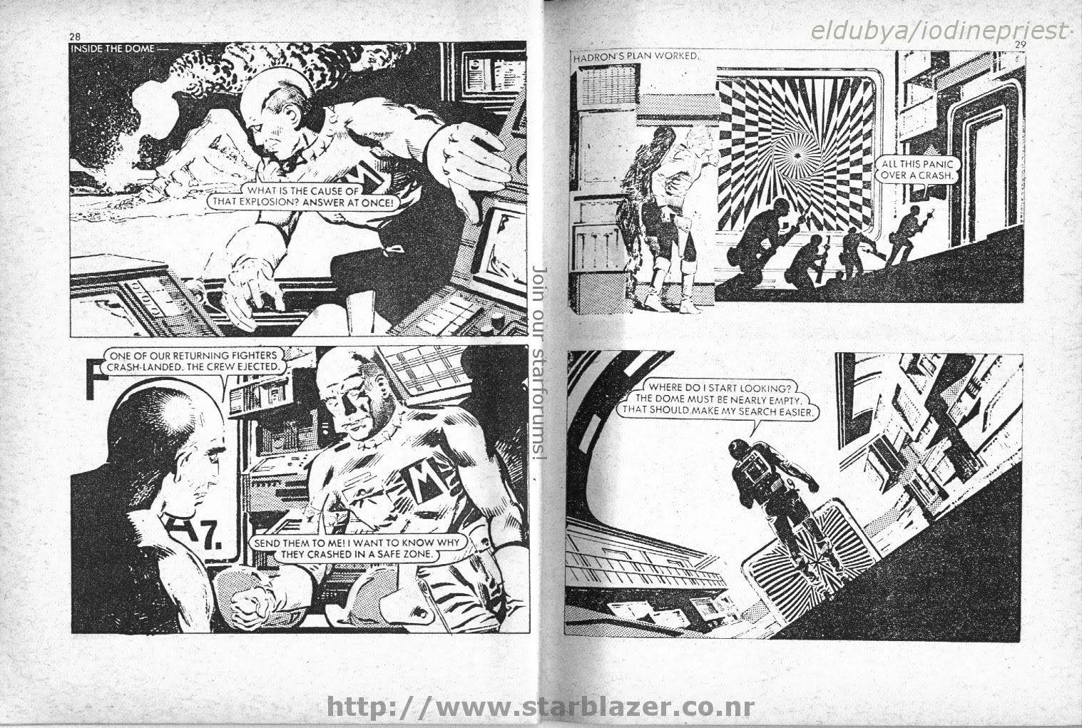 Starblazer issue 50 - Page 16