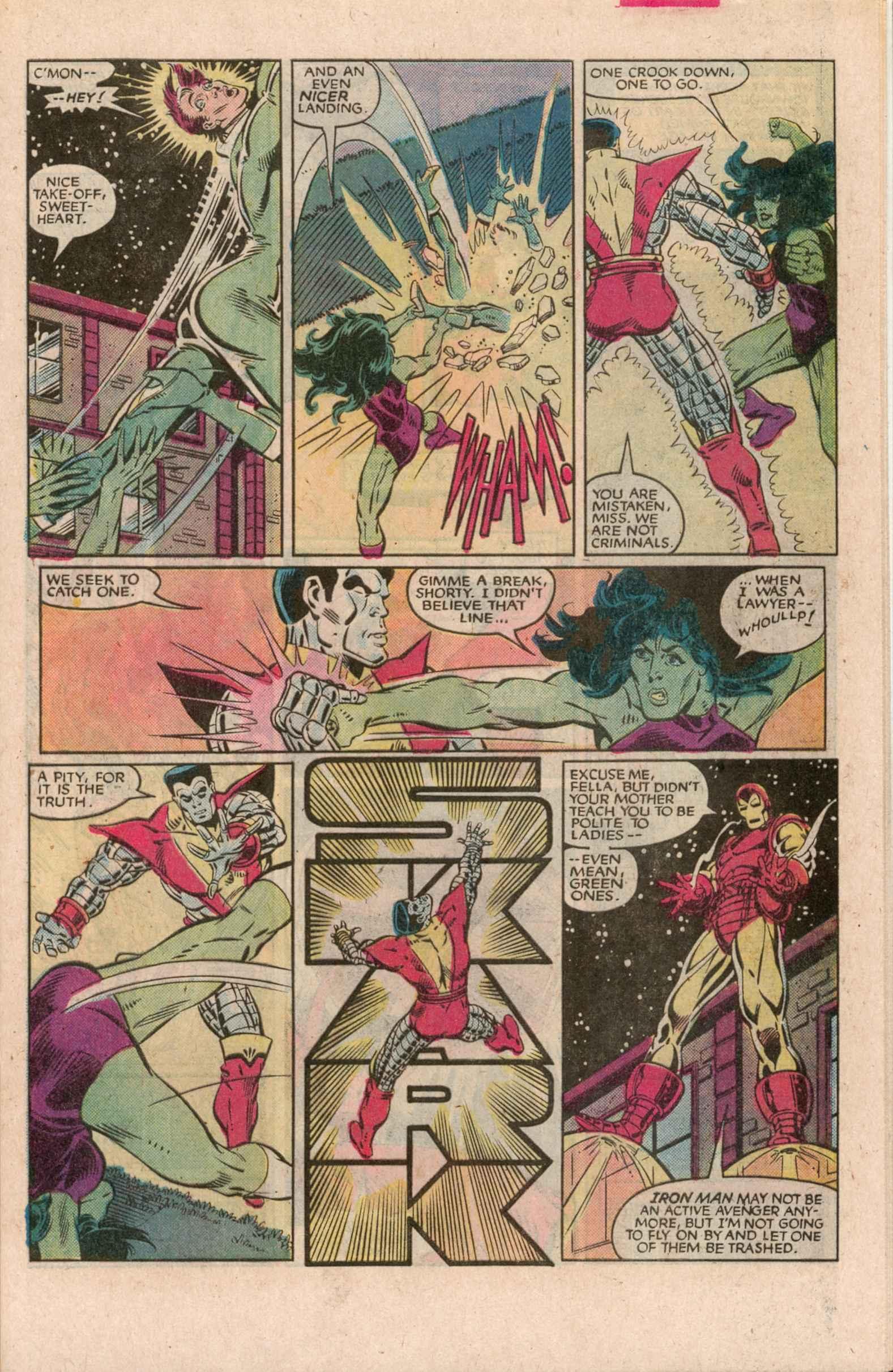 Read online Uncanny X-Men (1963) comic -  Issue # _Annual 7 - 16