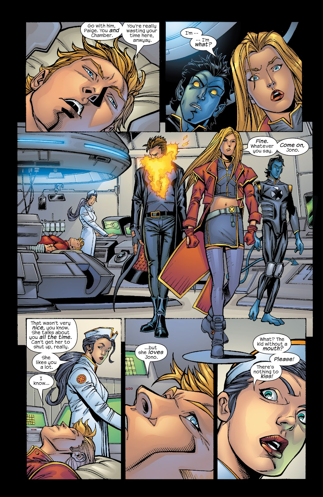 Read online X-Men: Unstoppable comic -  Issue # TPB (Part 4) - 80