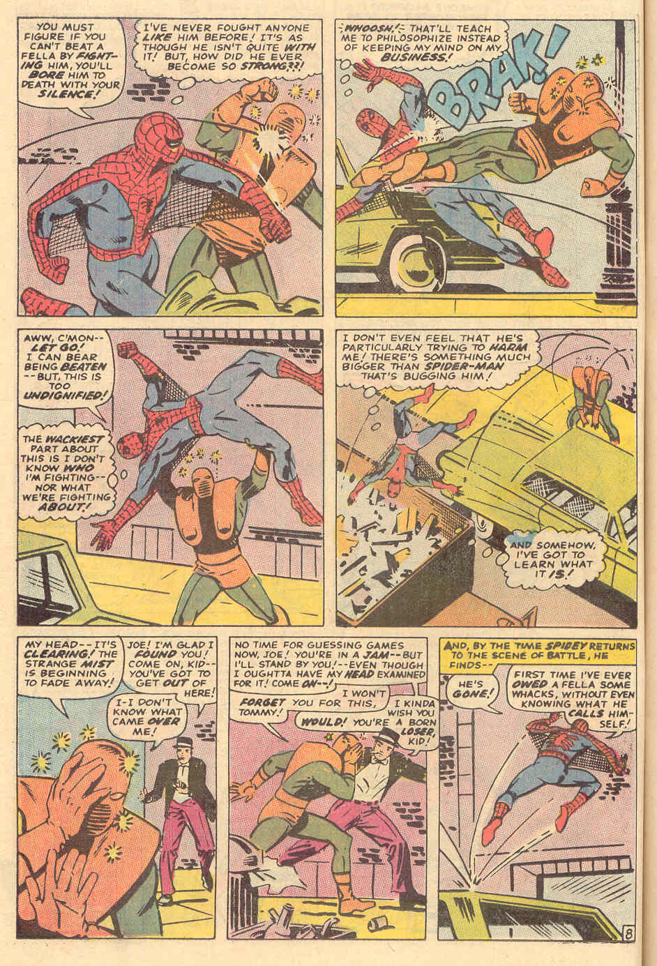 The Amazing Spider-Man (1963) _Annual_7 Page 38