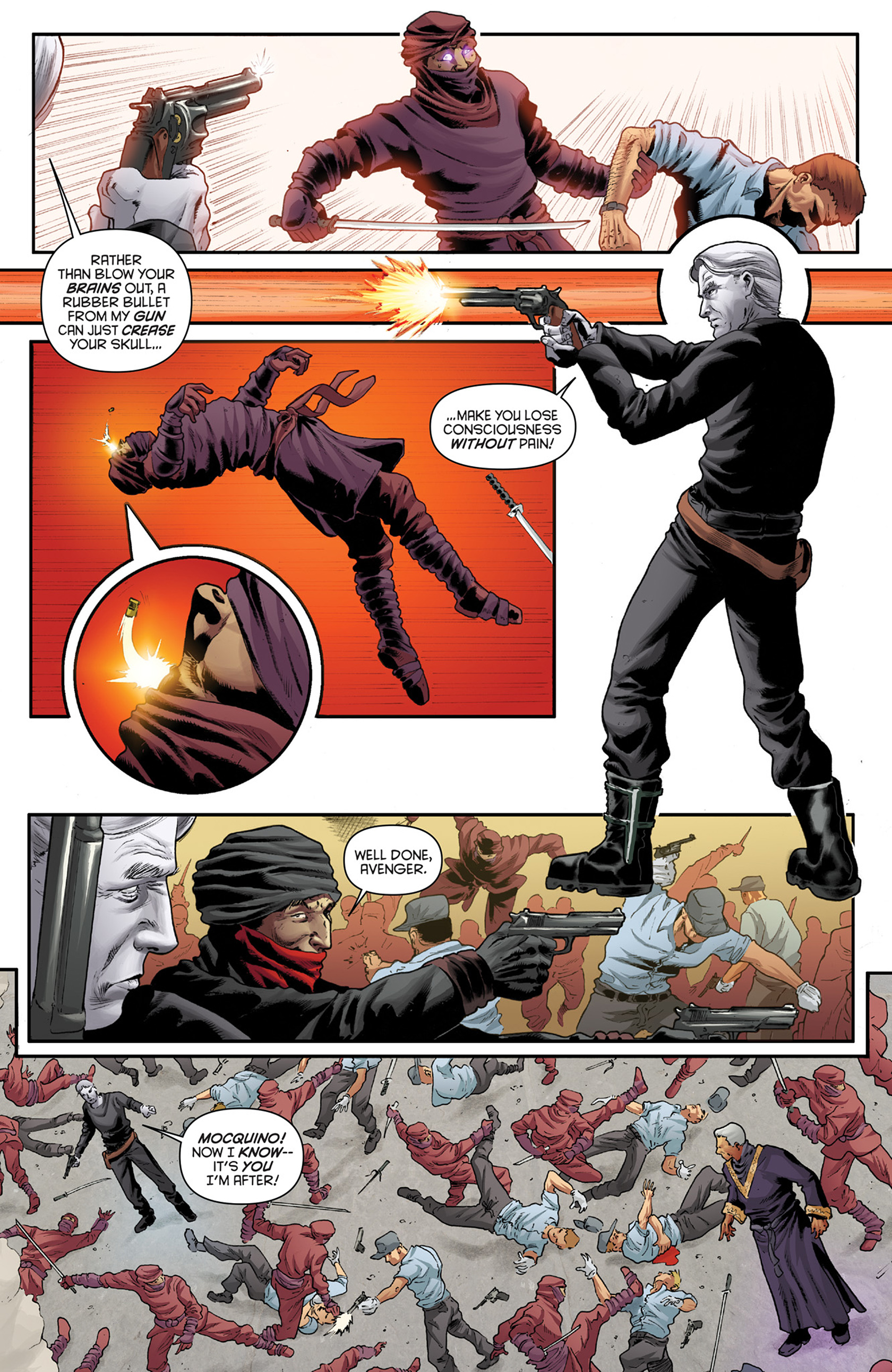 Read online Justice, Inc. comic -  Issue #4 - 7