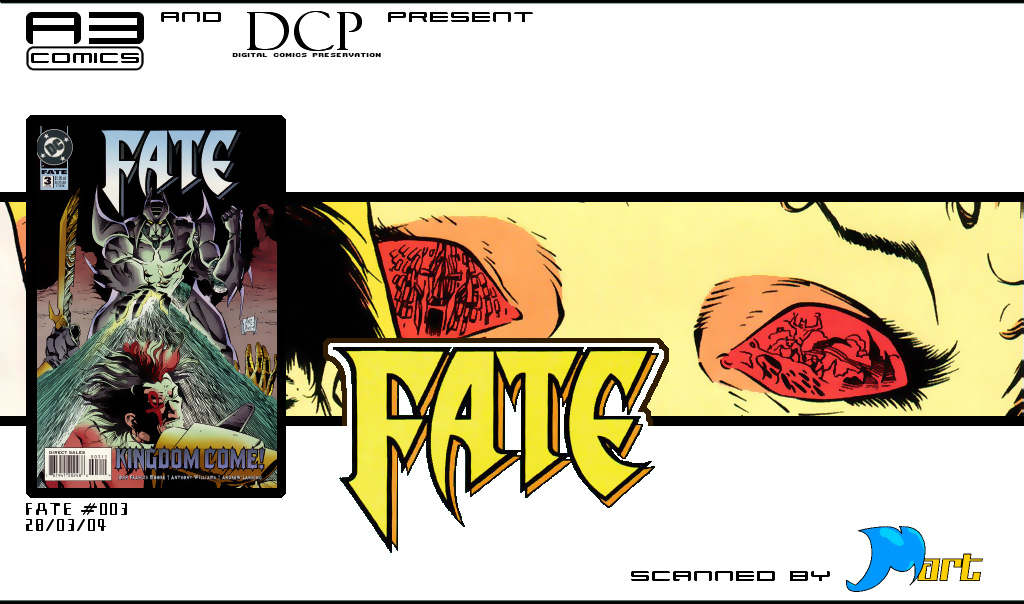 Read online Fate comic -  Issue #3 - 28