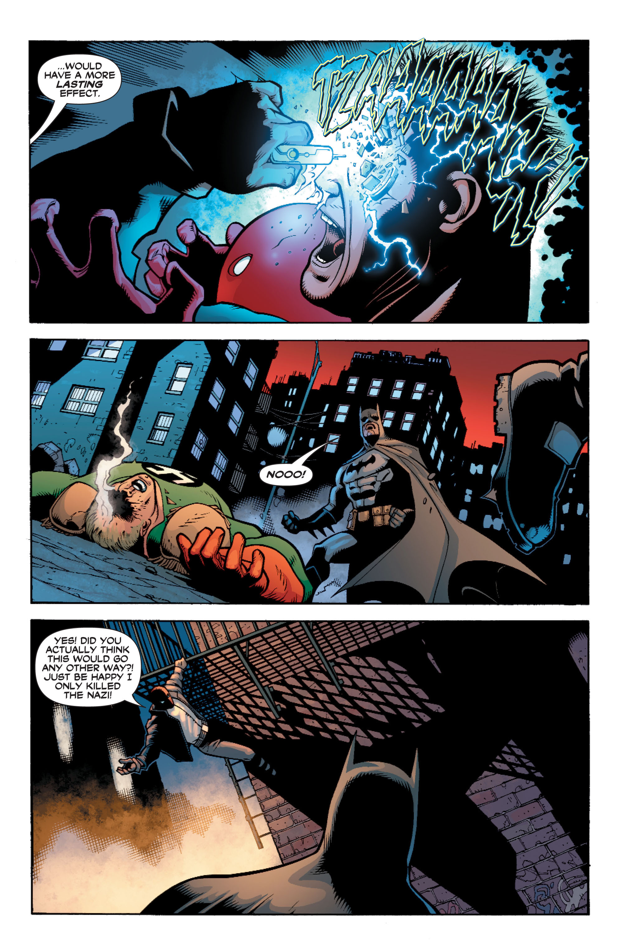 Read online Batman: Under The Red Hood comic -  Issue # Full - 243