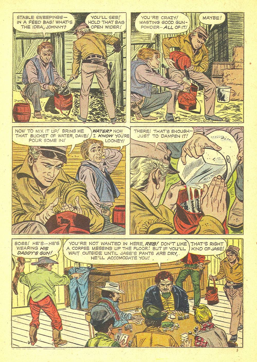 Four Color Comics issue 1076 - Page 6