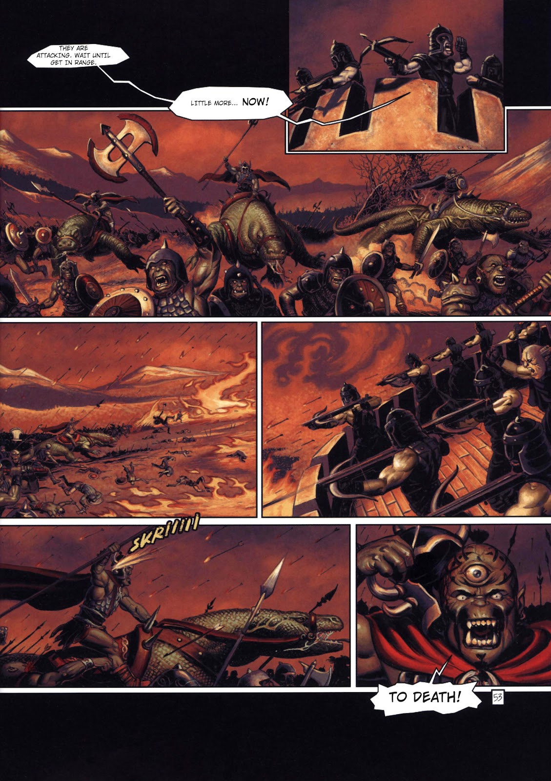 Read online Orks comic -  Issue #2 - 54