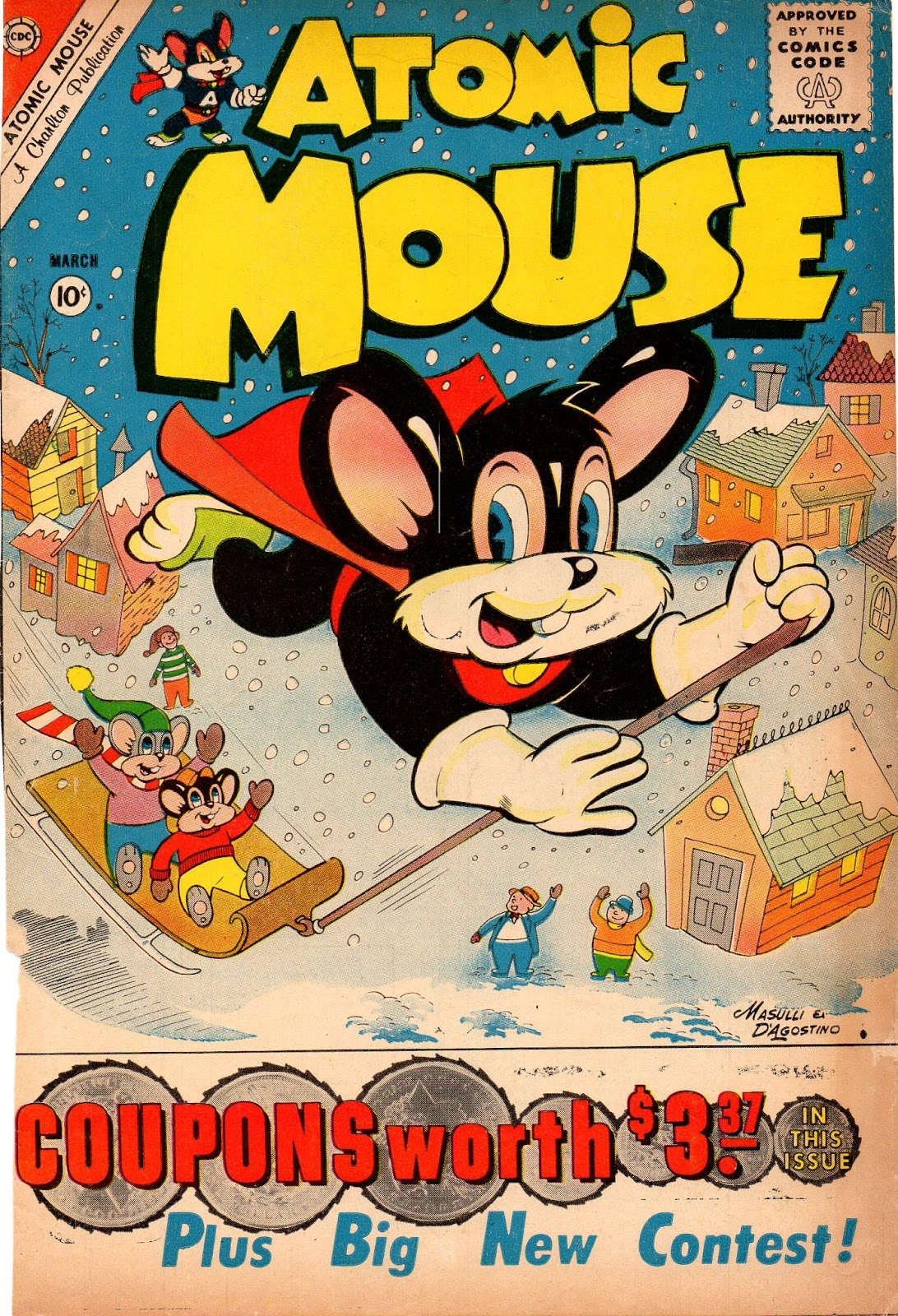 Atomic Mouse issue 41 - Page 1