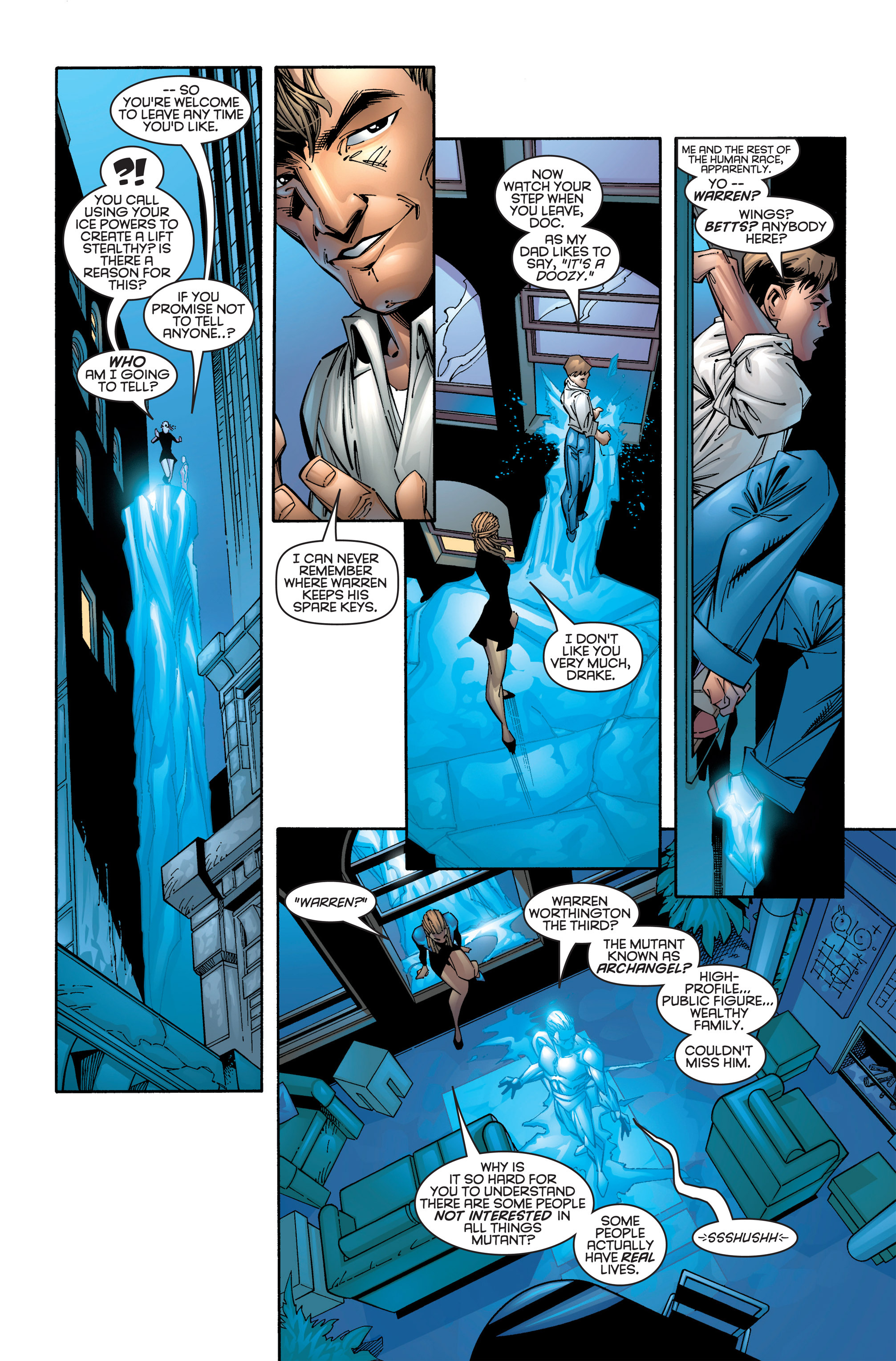 X-Men (1991) 67 Page 11