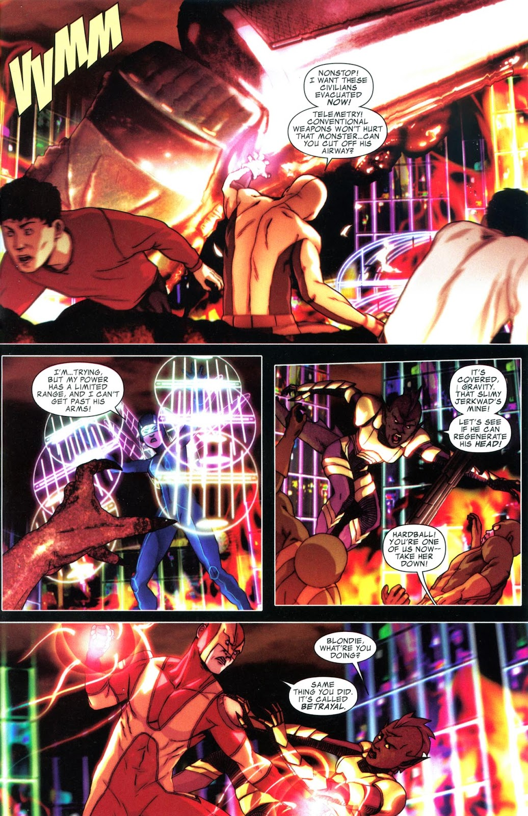 Read online Avengers: The Initiative comic -  Issue # _Special 1 - 31