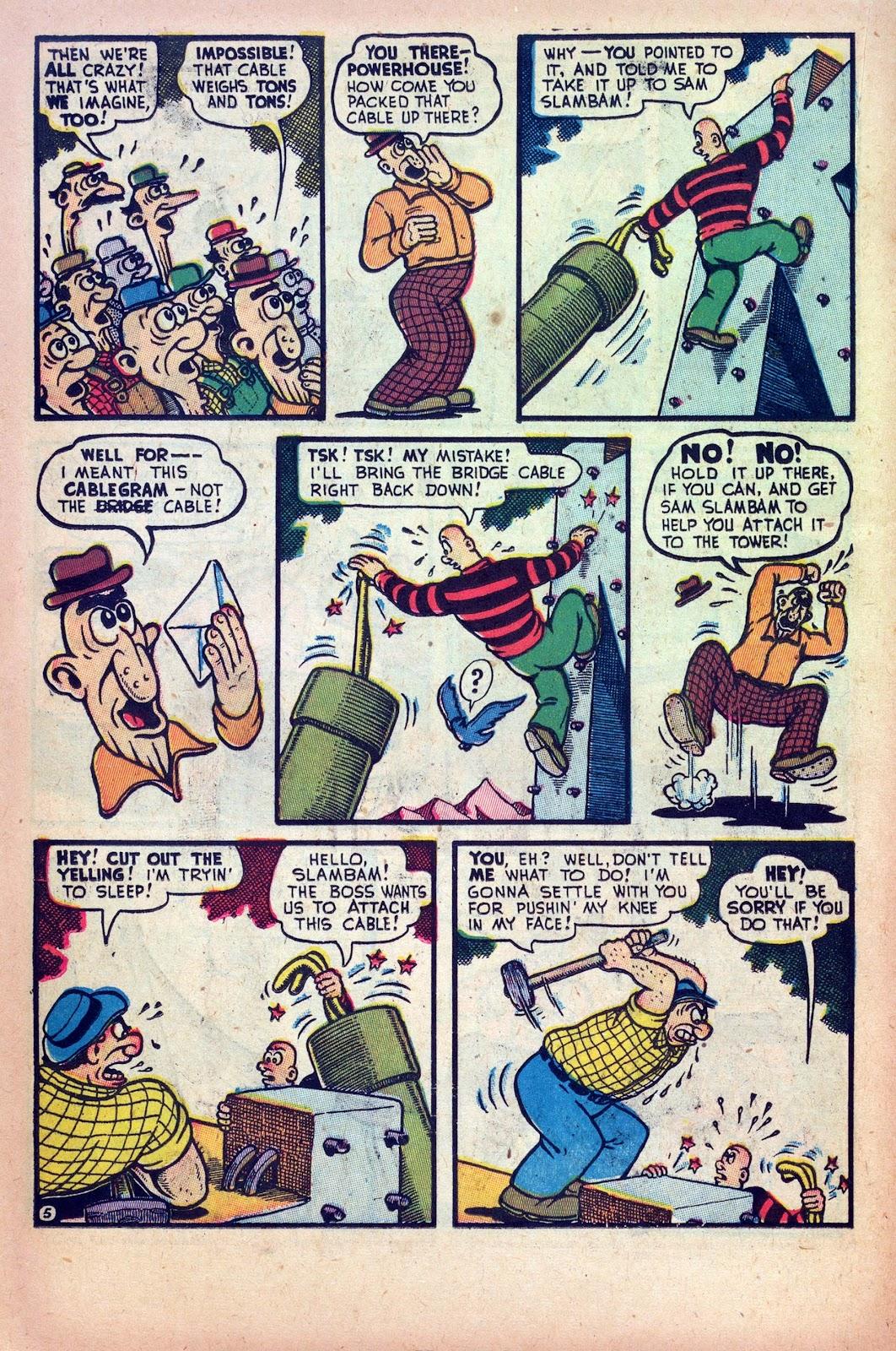 Read online Joker Comics comic -  Issue #29 - 22