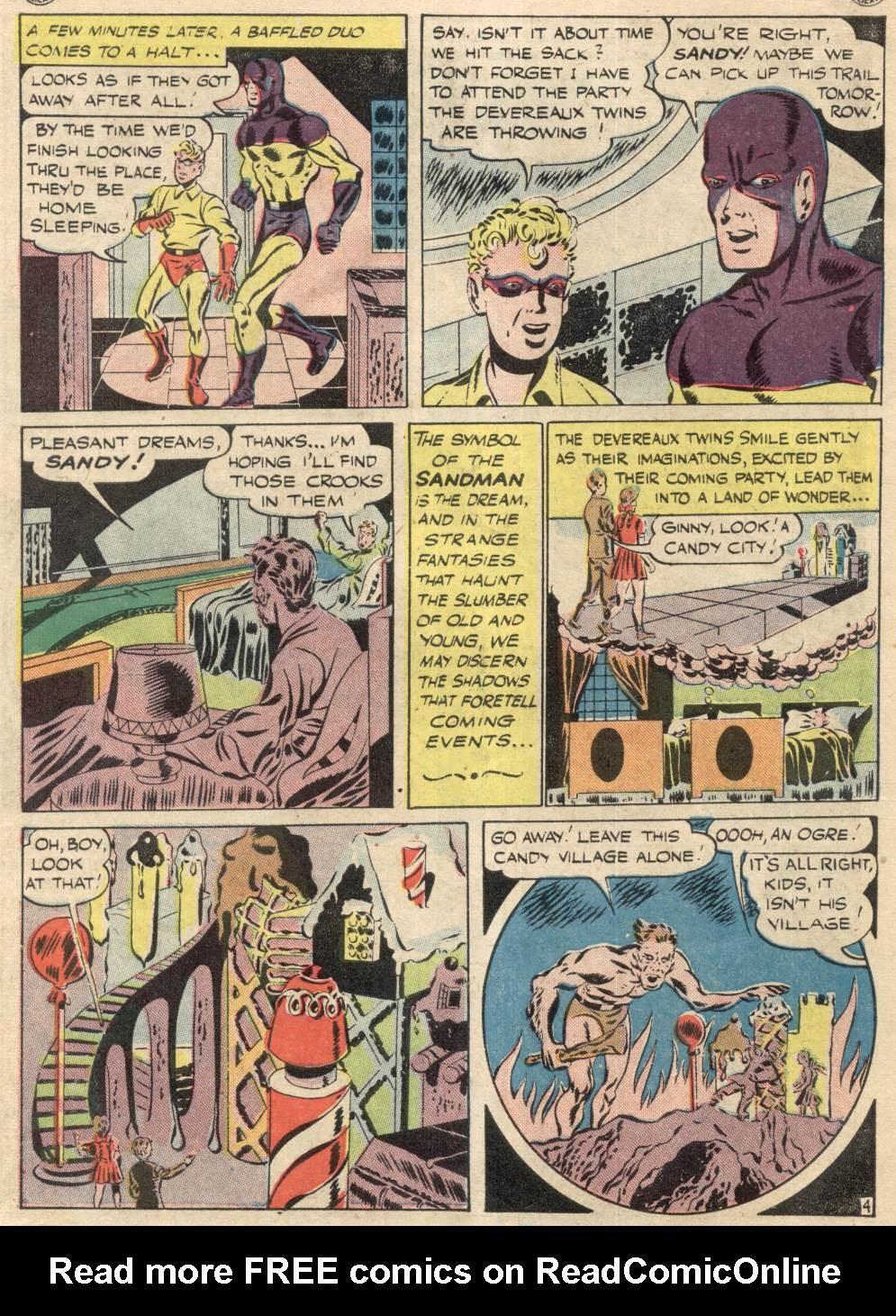 Read online Adventure Comics (1938) comic -  Issue #100 - 6