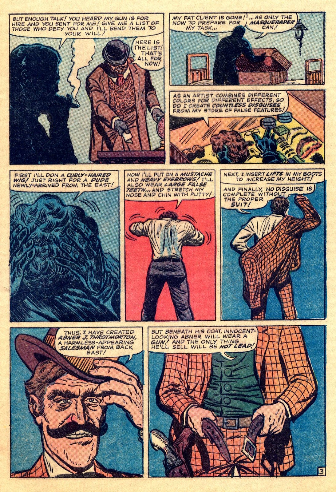 The Rawhide Kid (1955) issue 49 - Page 5