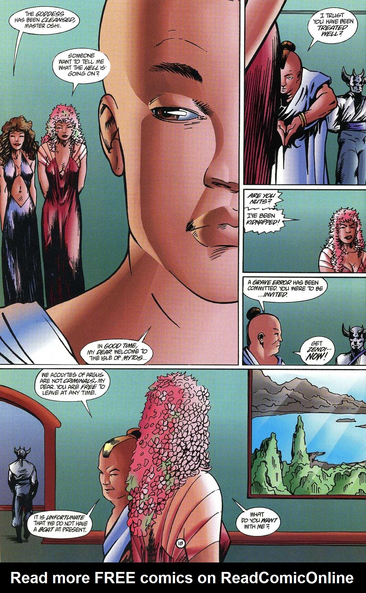 Read online Rune (1994) comic -  Issue #8 - 21