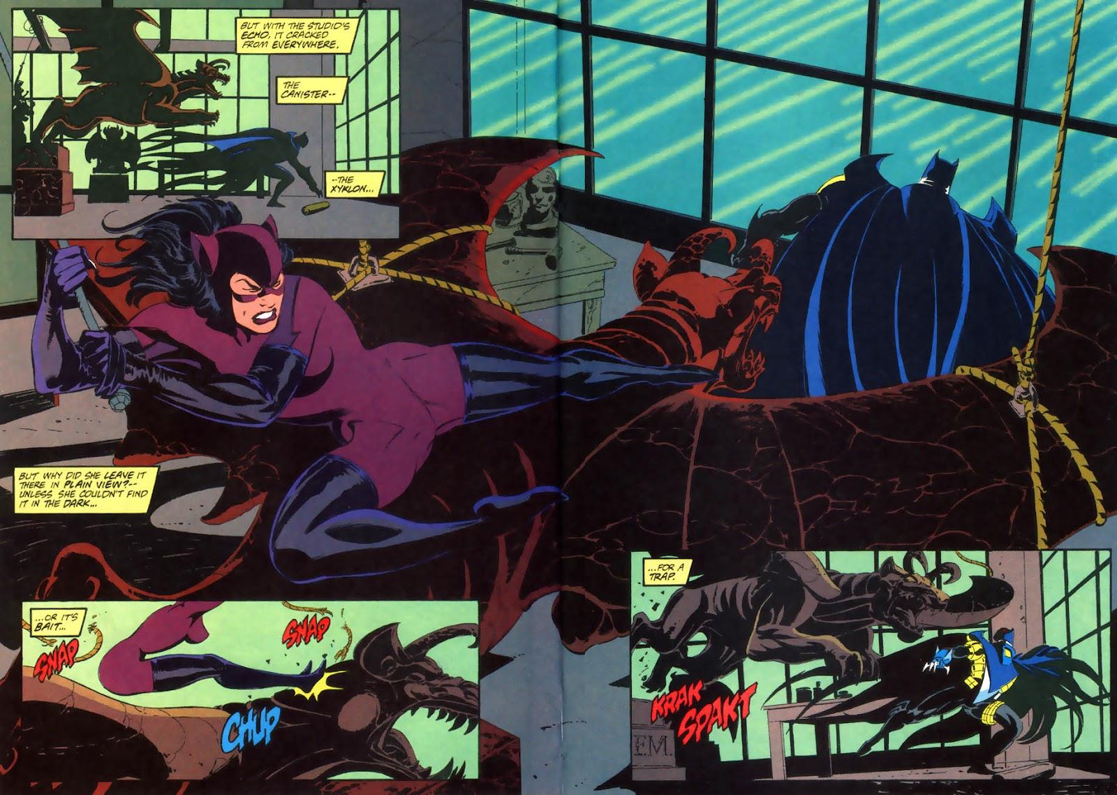 Comic Batman: Knightfall issue 50