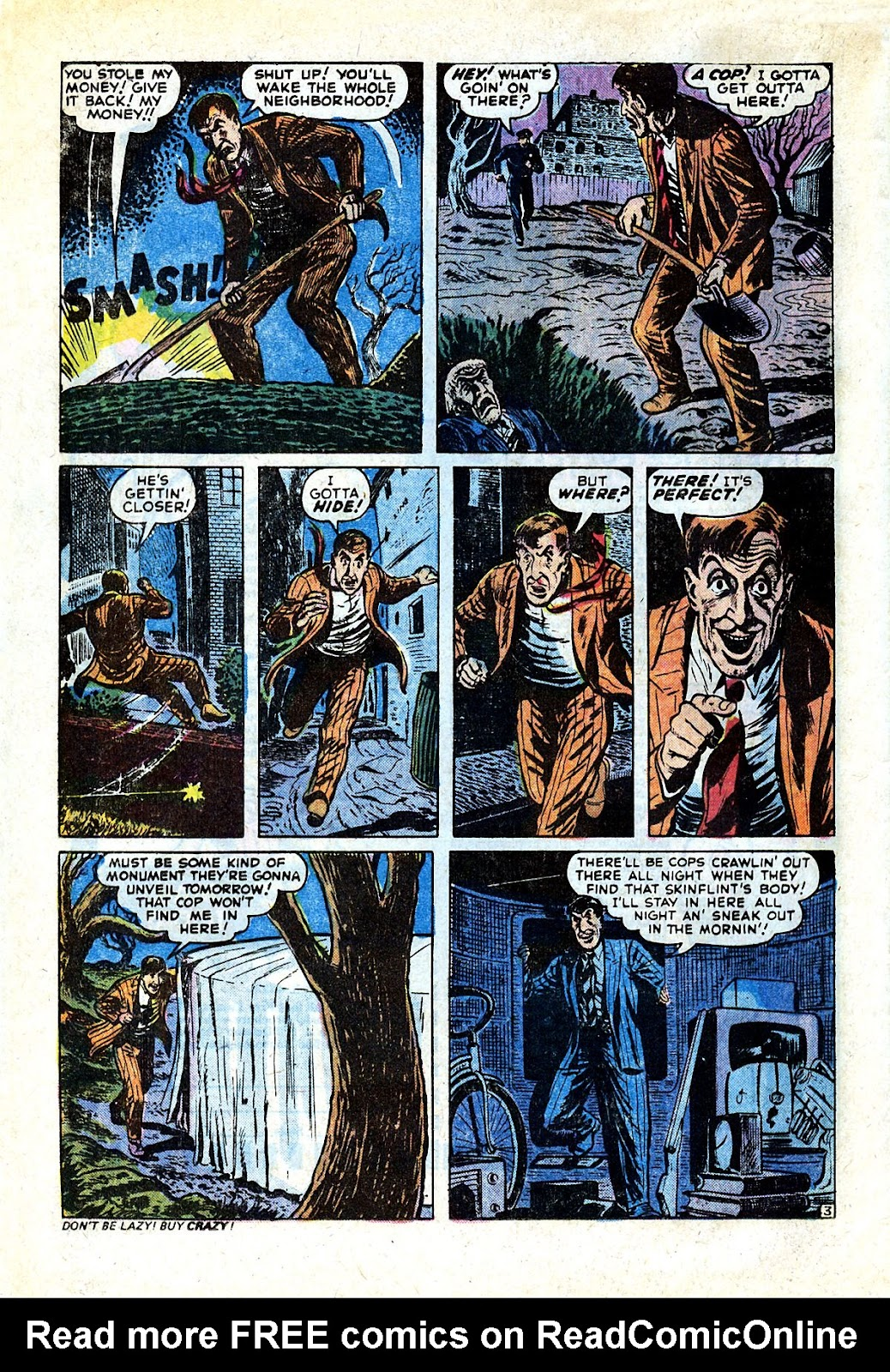 Chamber of Chills (1972) issue 10 - Page 16