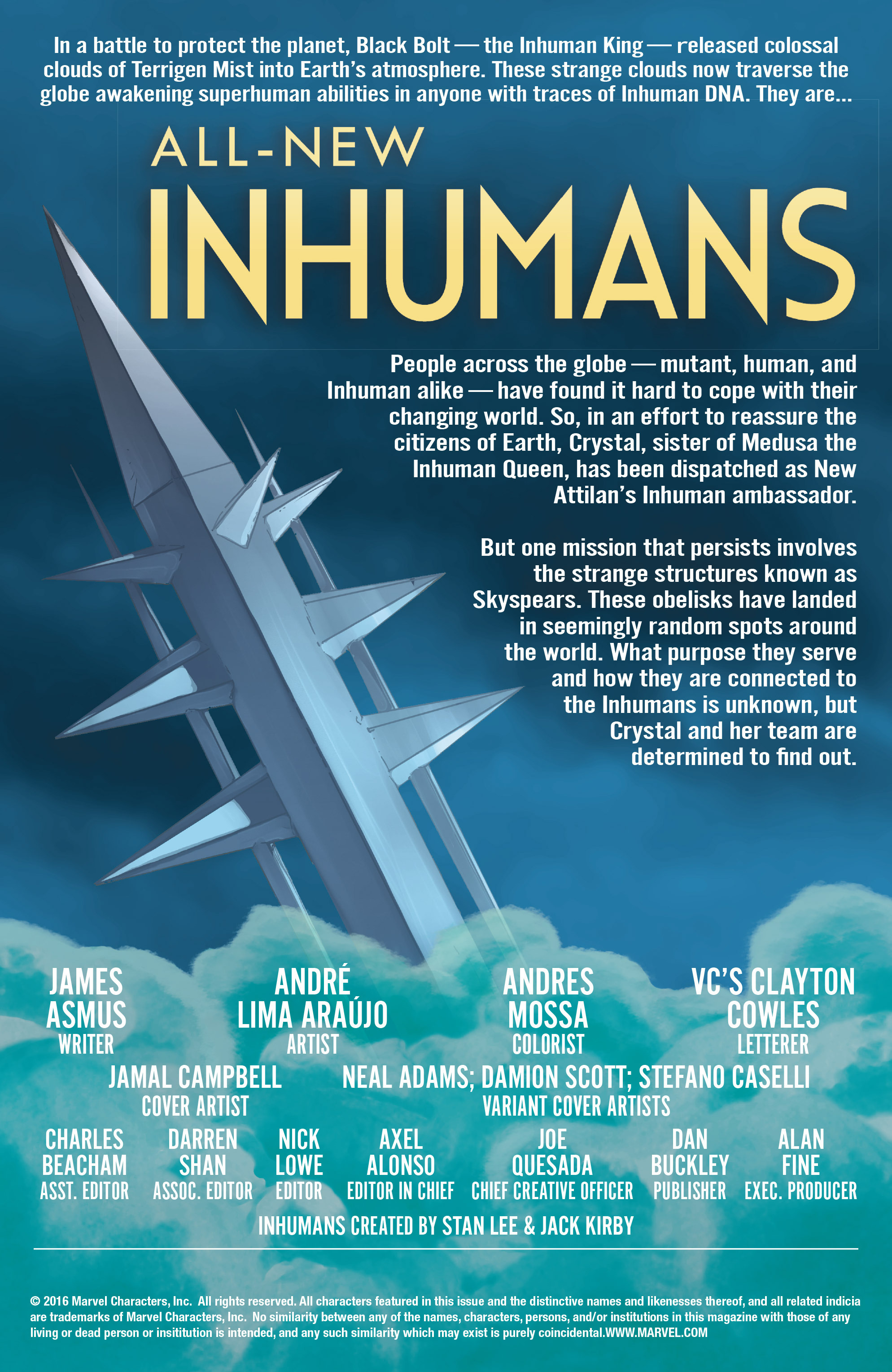 Read online All-New Inhumans comic -  Issue #5 - 2