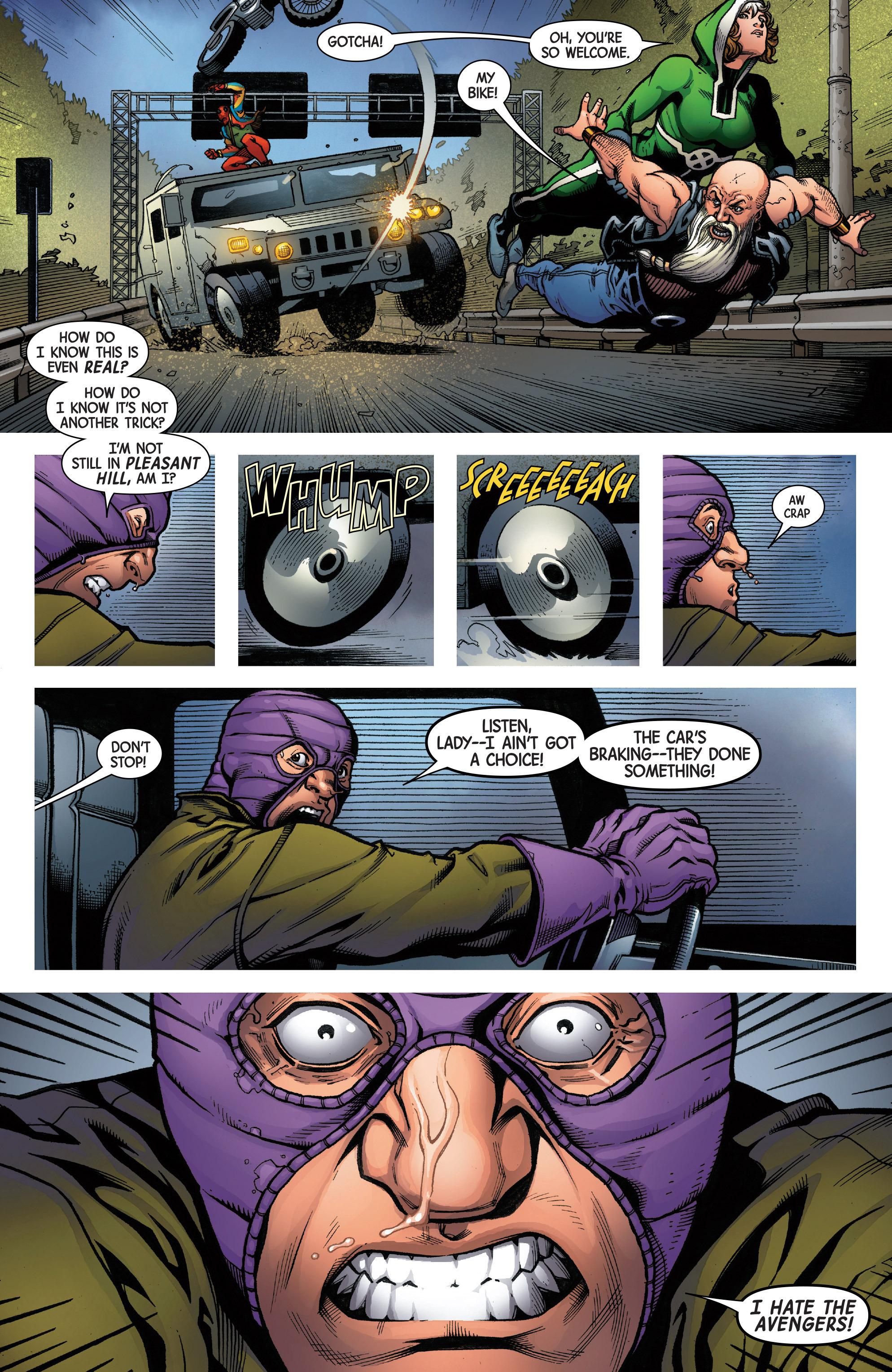 Read online Uncanny Avengers [II] comic -  Issue #7 - 10