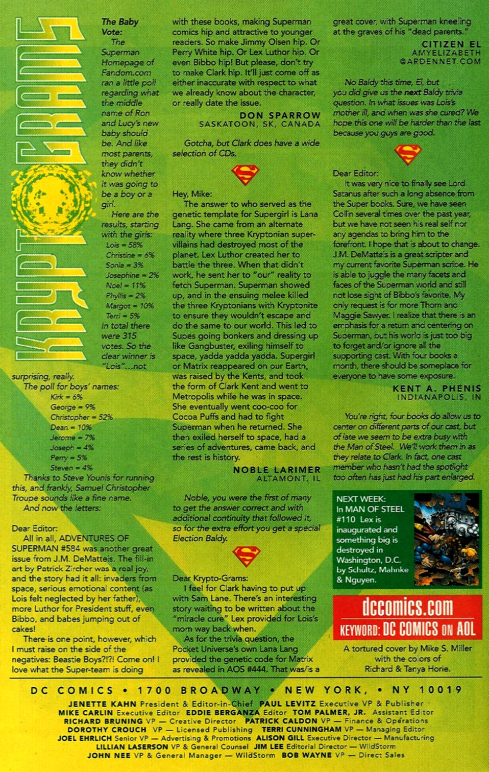 Read online Adventures of Superman (1987) comic -  Issue #588 - 24