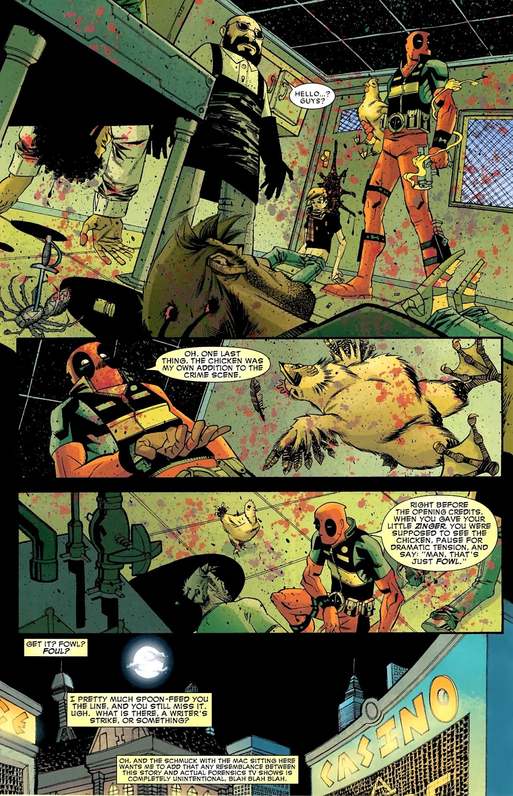 Read online Deadpool (2008) comic -  Issue #900 - 49
