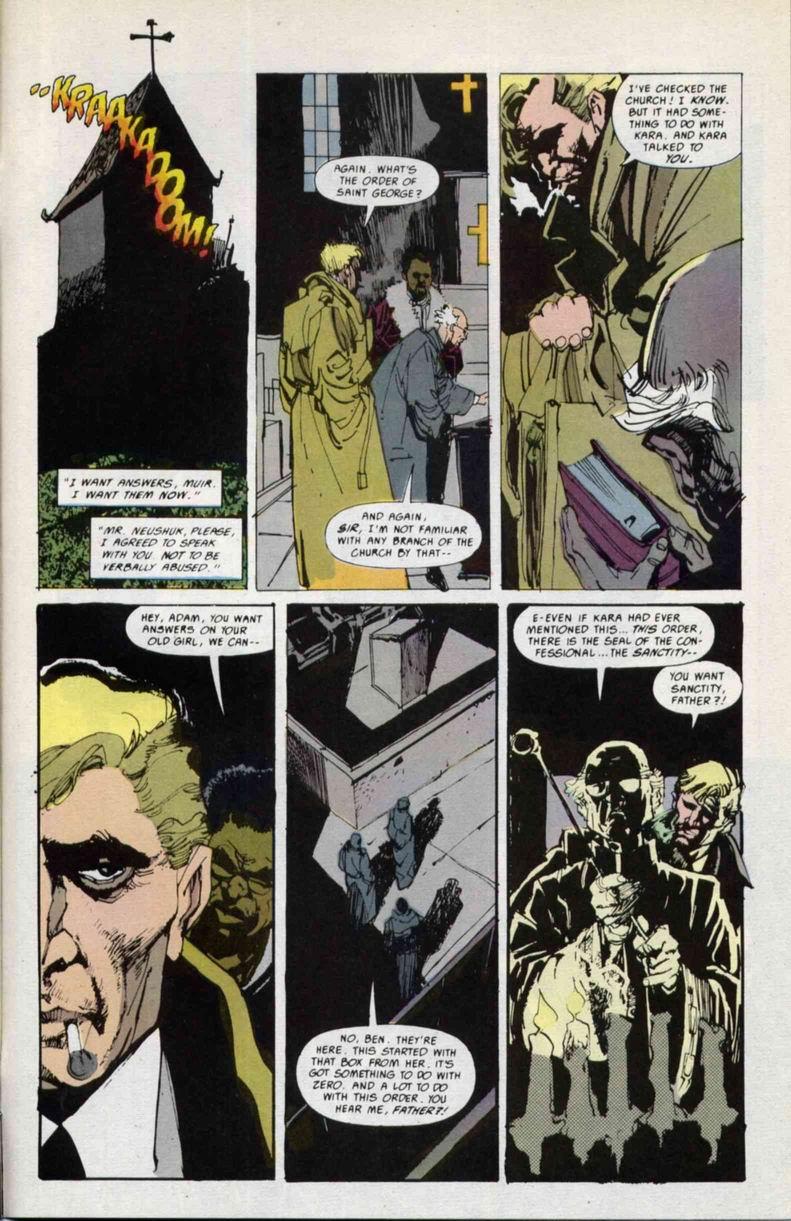Read online Doctor Zero comic -  Issue #4 - 31