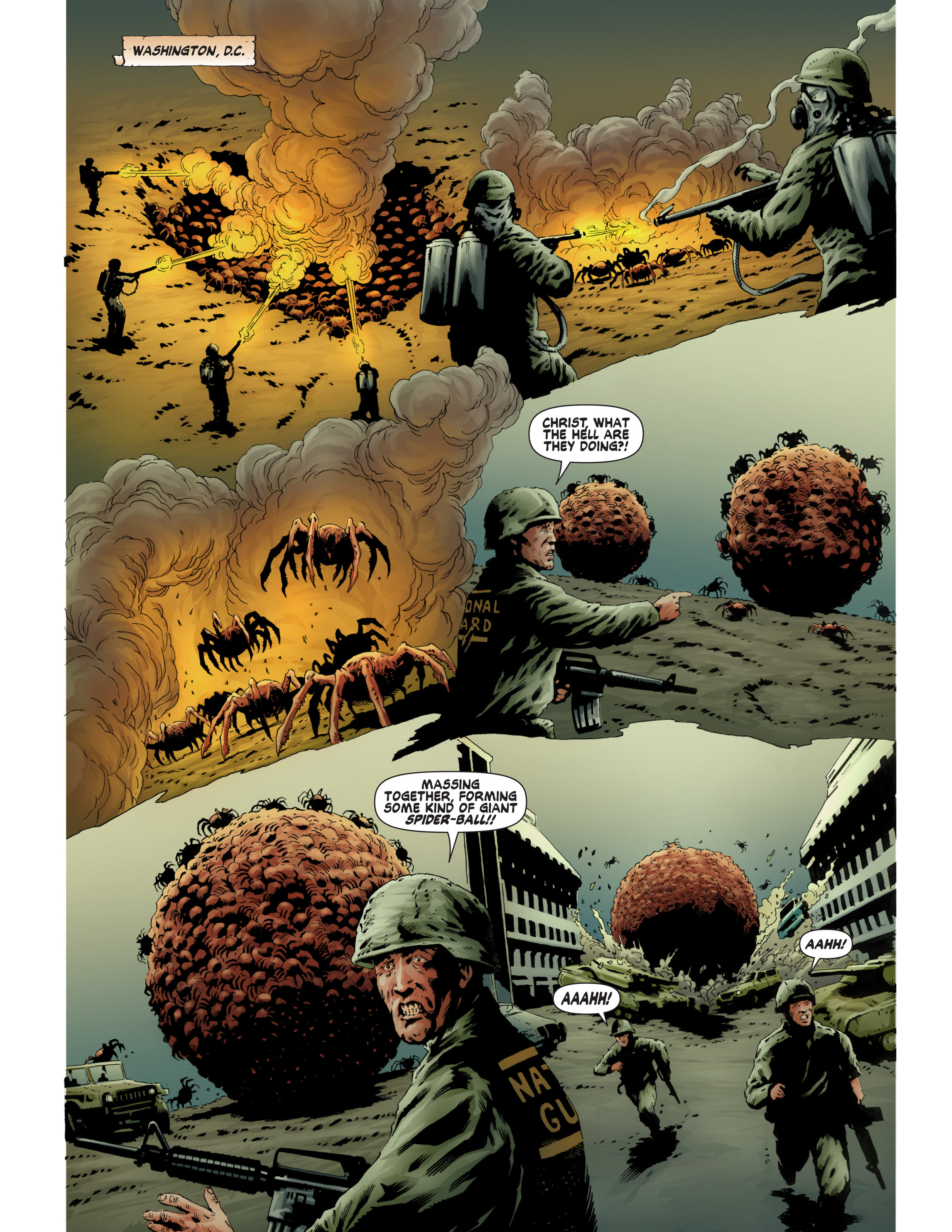 Read online Bad Planet comic -  Issue # TPB - 86