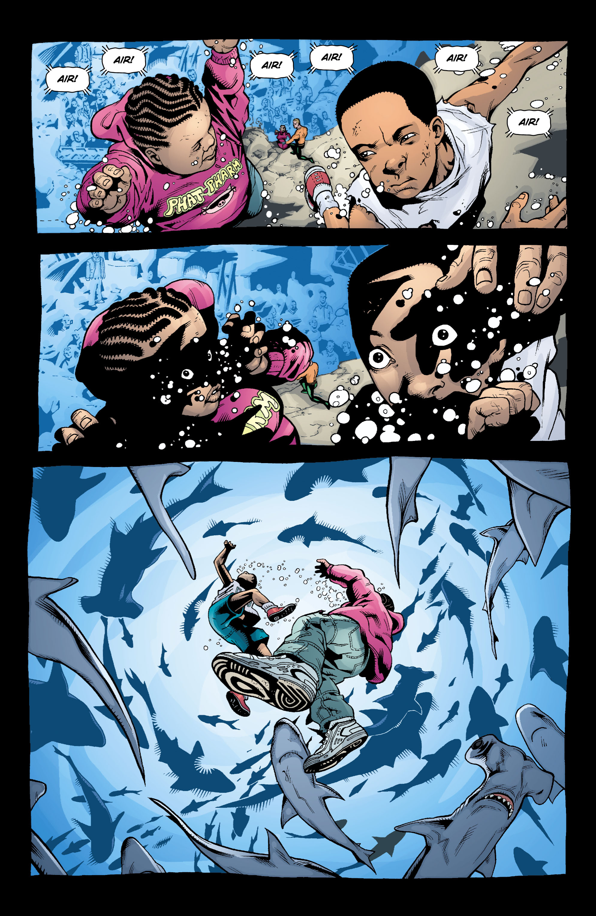 Read online Aquaman (2003) comic -  Issue #17 - 7