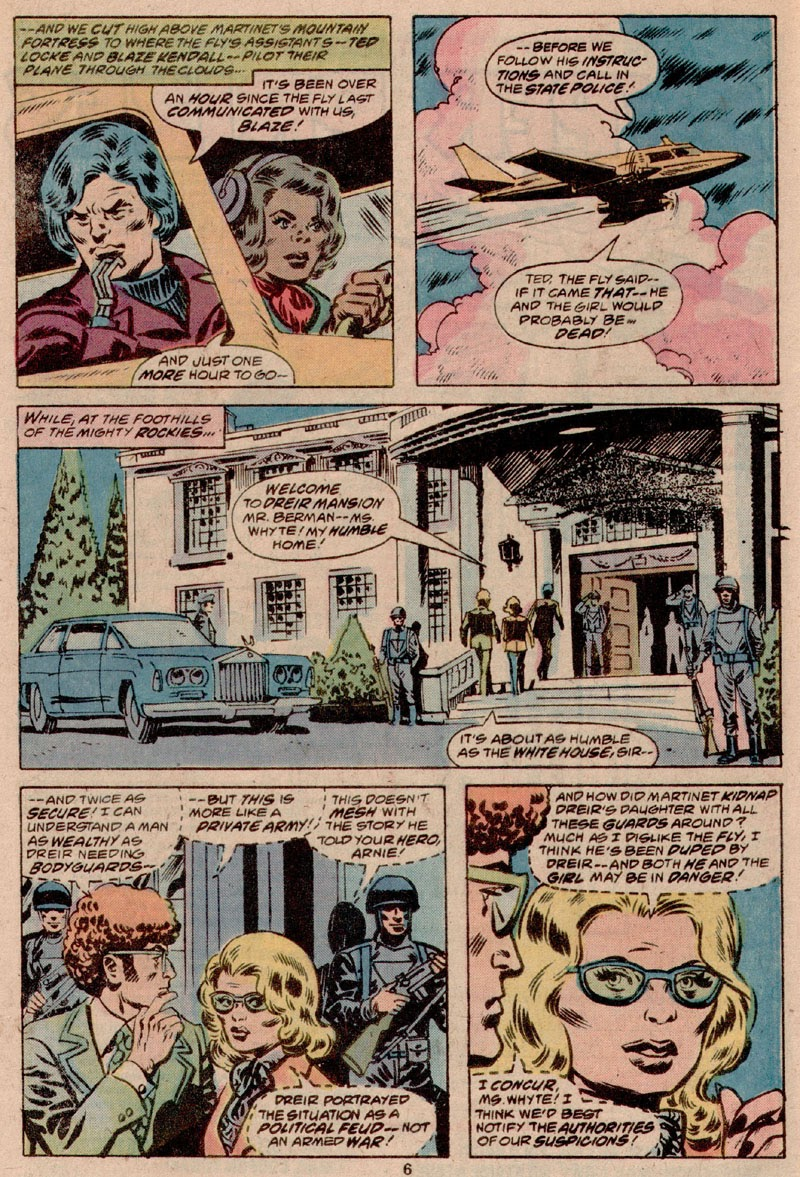 The Human Fly issue 4 - Page 5