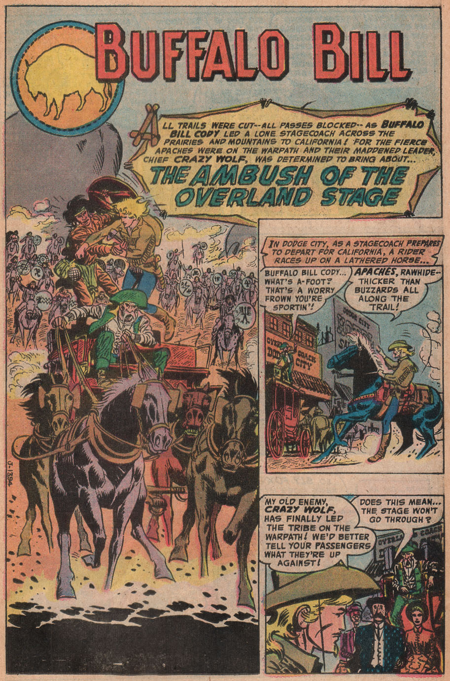 Read online All-Star Western (1970) comic -  Issue #9 - 17