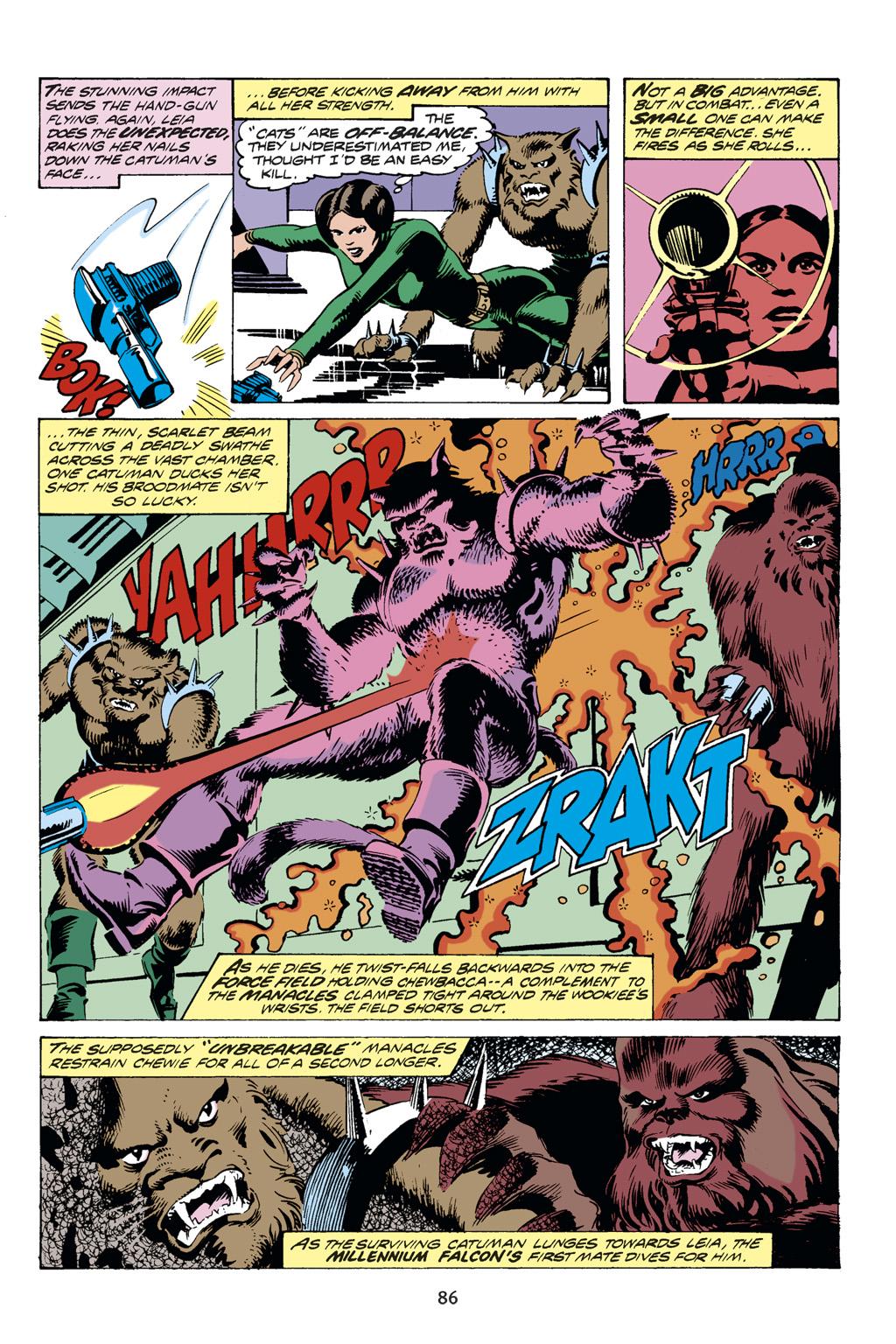 Read online Star Wars Omnibus comic -  Issue # Vol. 14 - 86