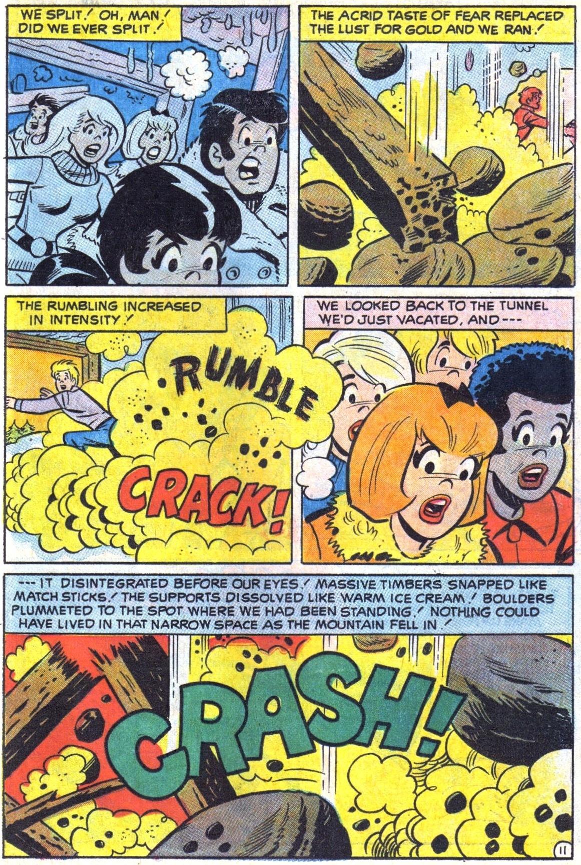 Read online She's Josie comic -  Issue #62 - 15