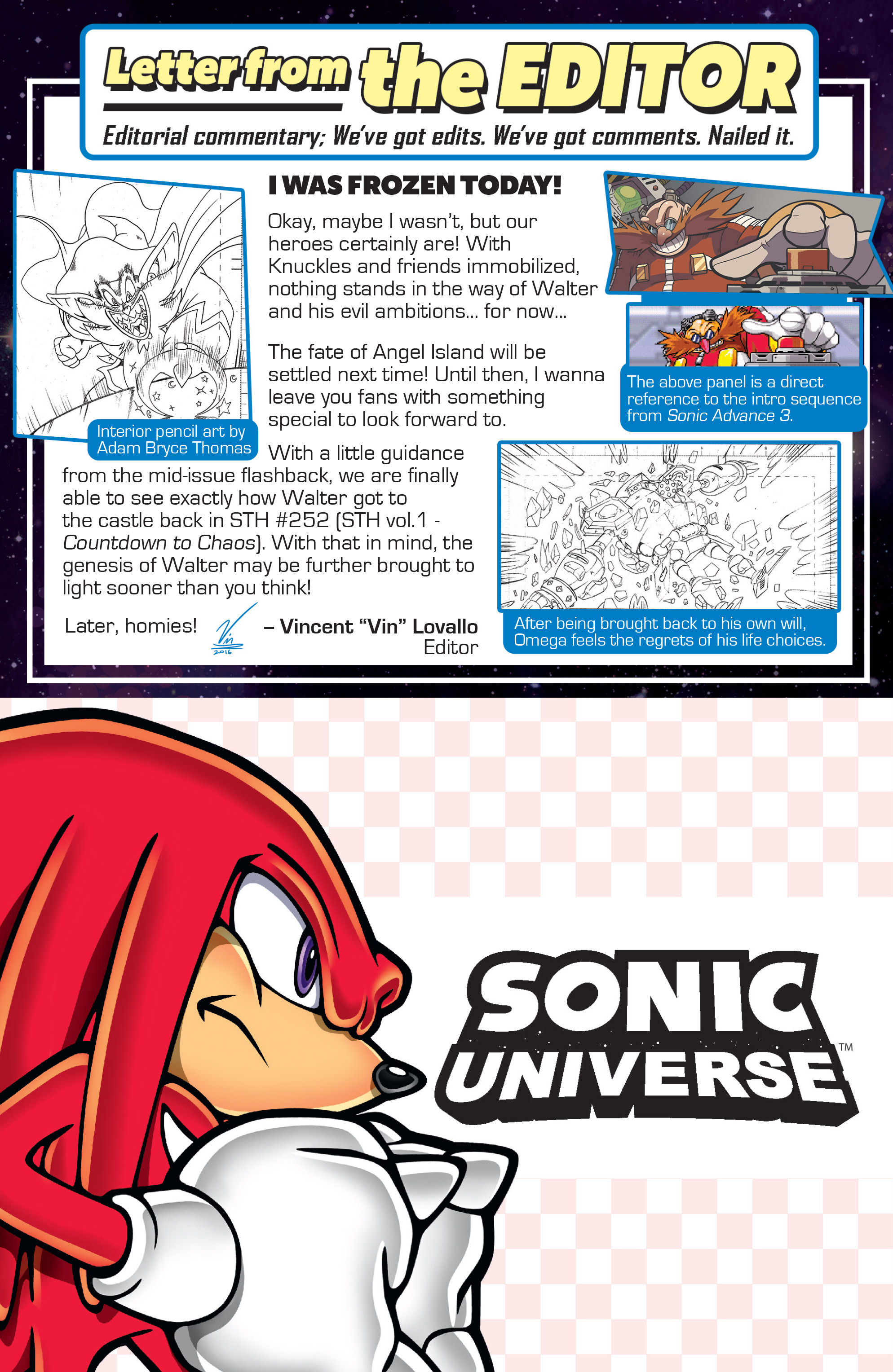 Sonic Universe #89 - Read Sonic Universe Issue #89 Page 23