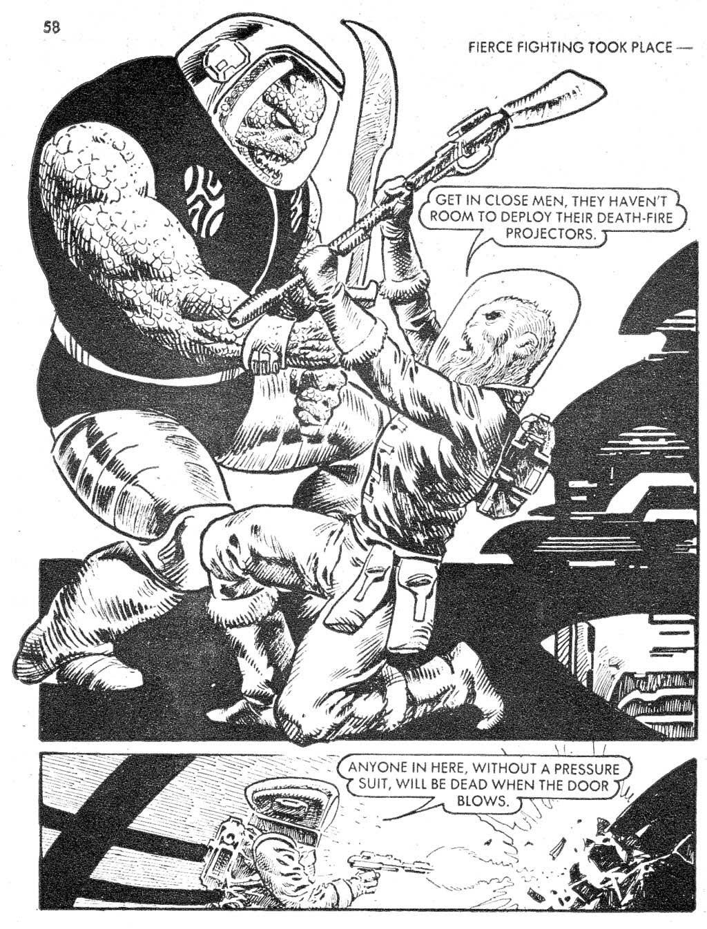 Starblazer issue 87 - Page 58