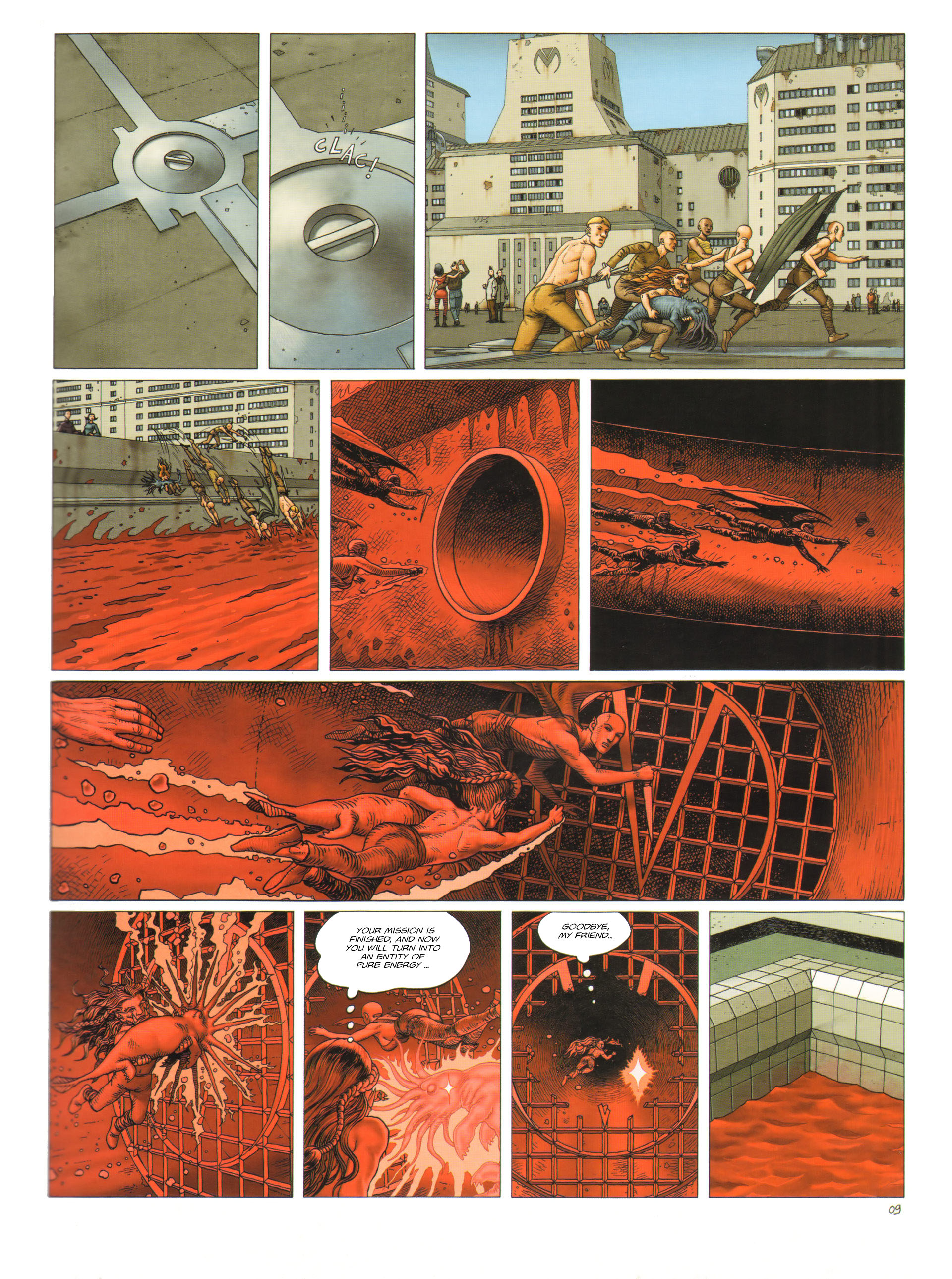 Read online Megalex (2014) comic -  Issue #3 - 12
