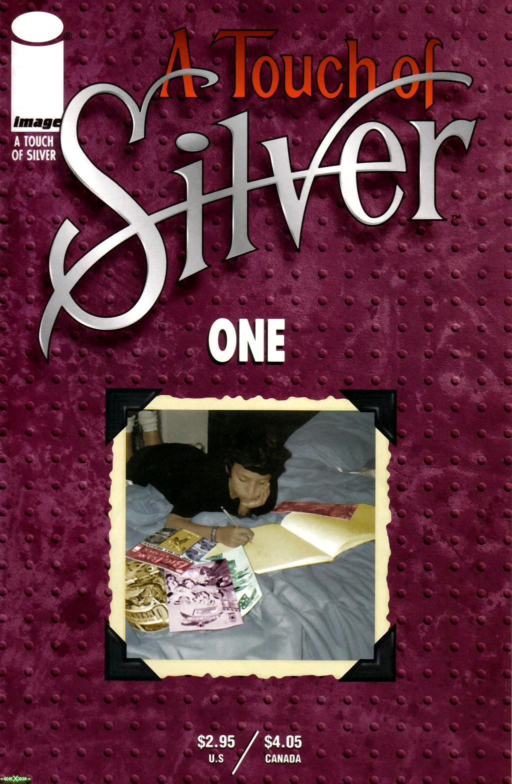 Read online A Touch of Silver comic -  Issue #1 - 1