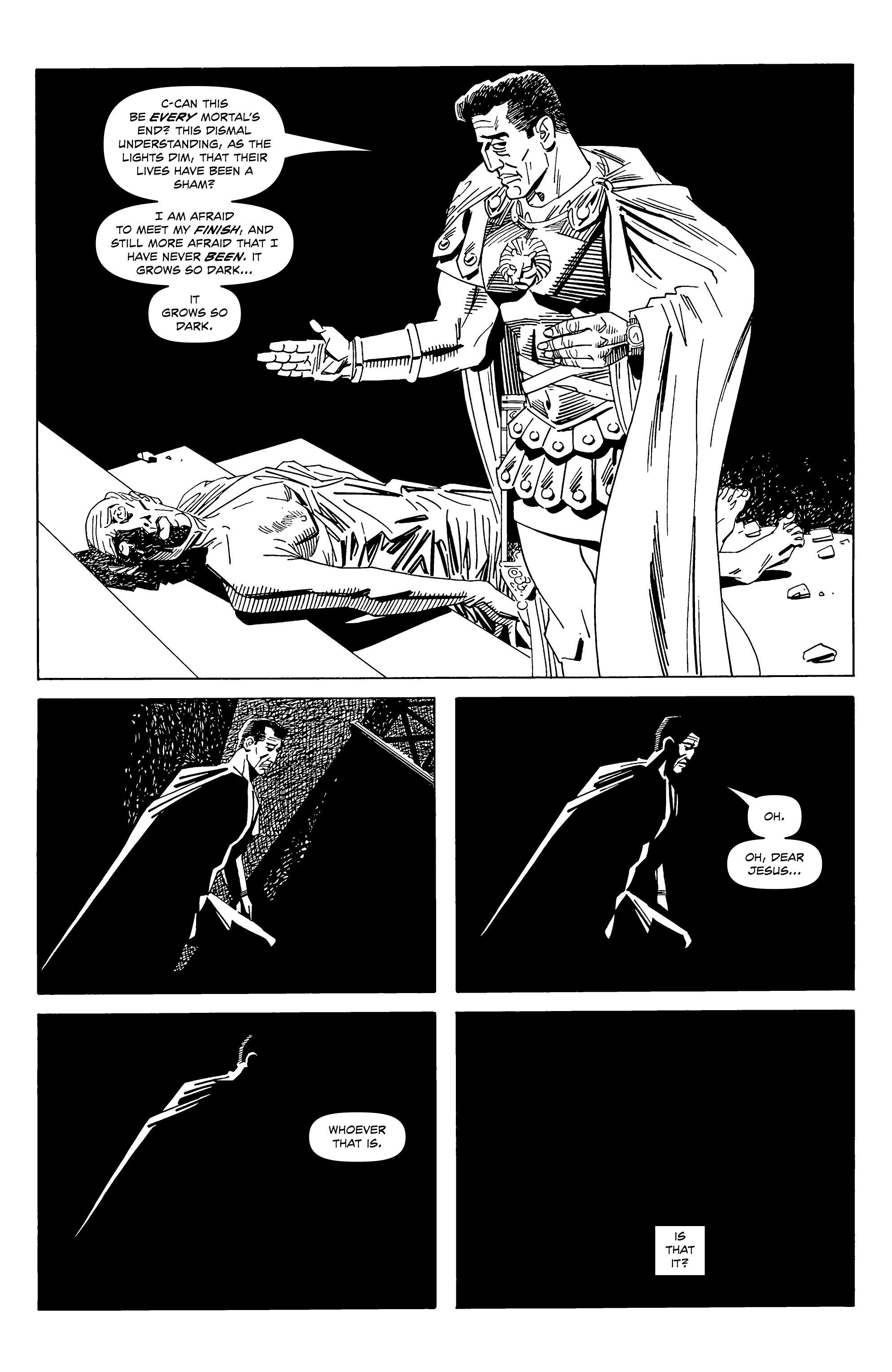 Read online Alan Moore's Cinema Purgatorio comic -  Issue #2 - 11