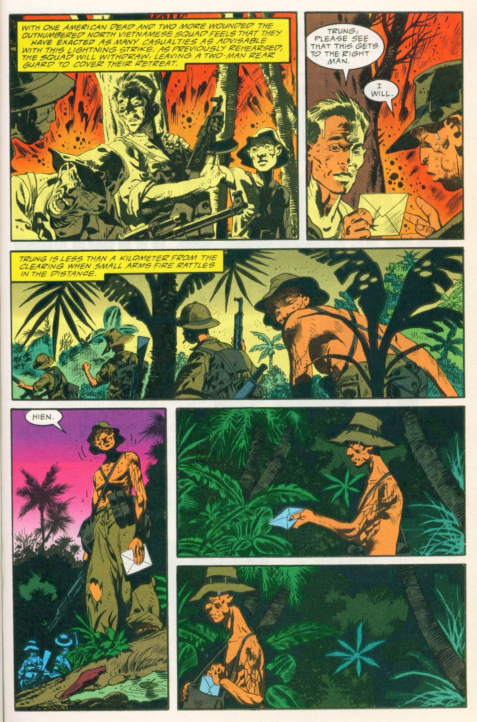 The Nam #84 #84 - English 18