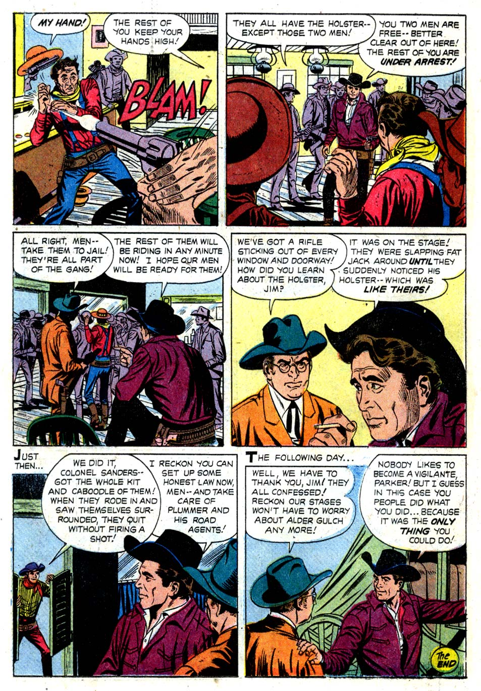 Four Color Comics issue 876 - Page 18