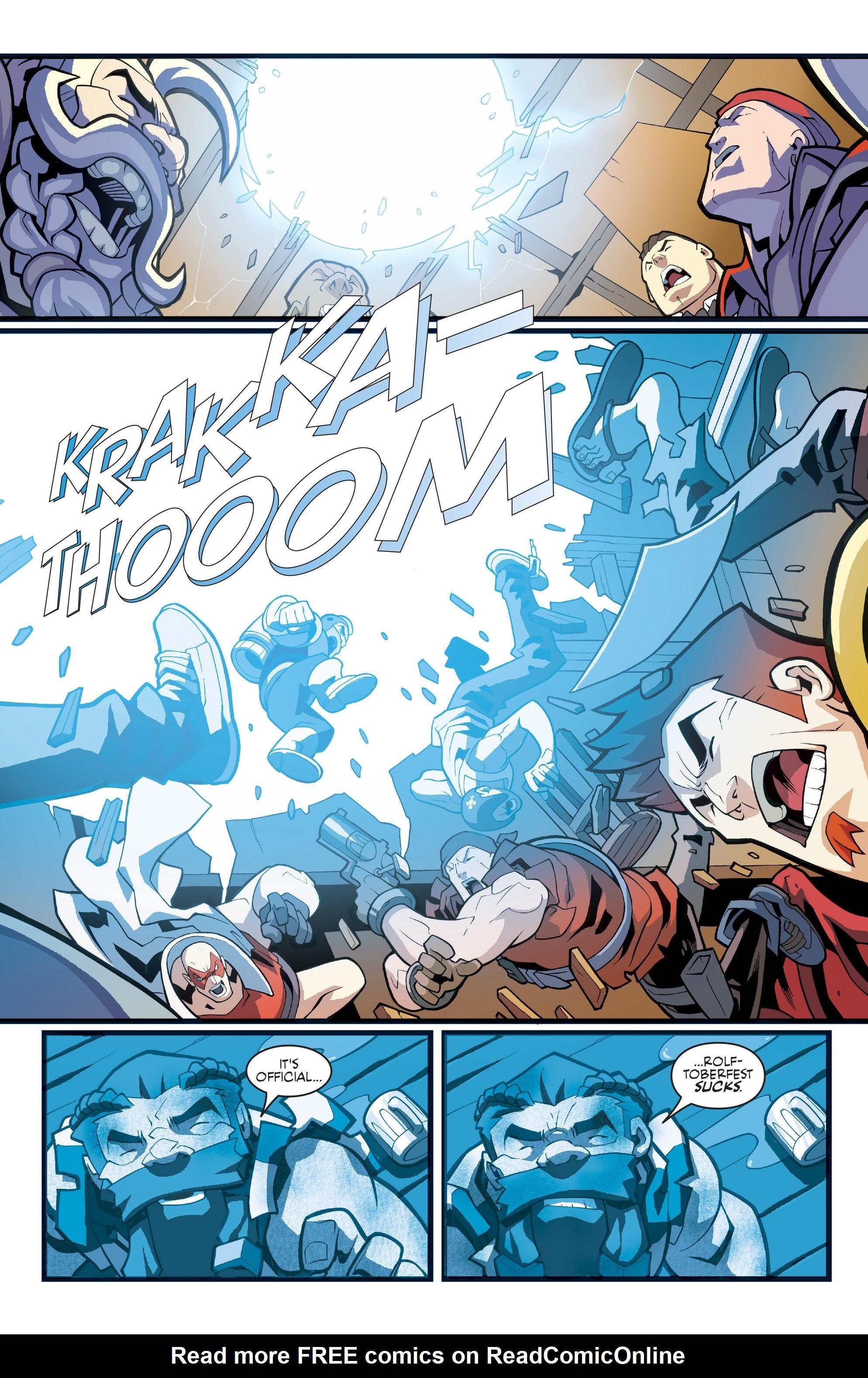 Read online Skullkickers comic -  Issue #33 - 21