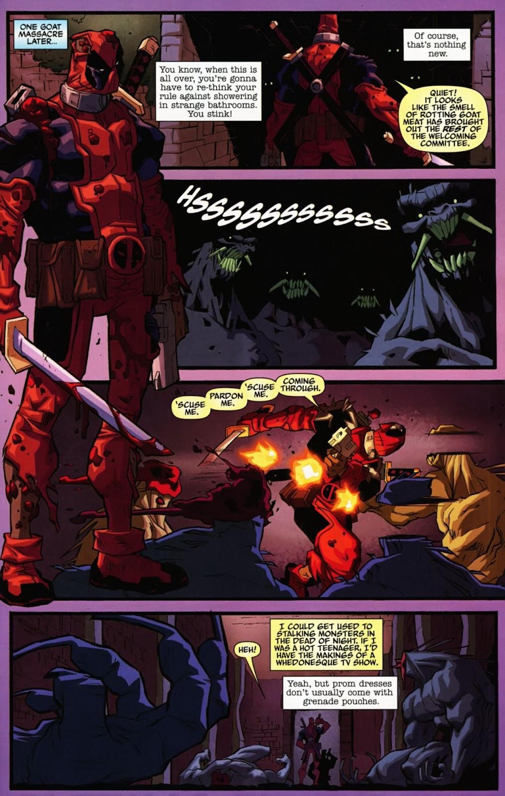 Read online Deadpool (2008) comic -  Issue #1000 - 65