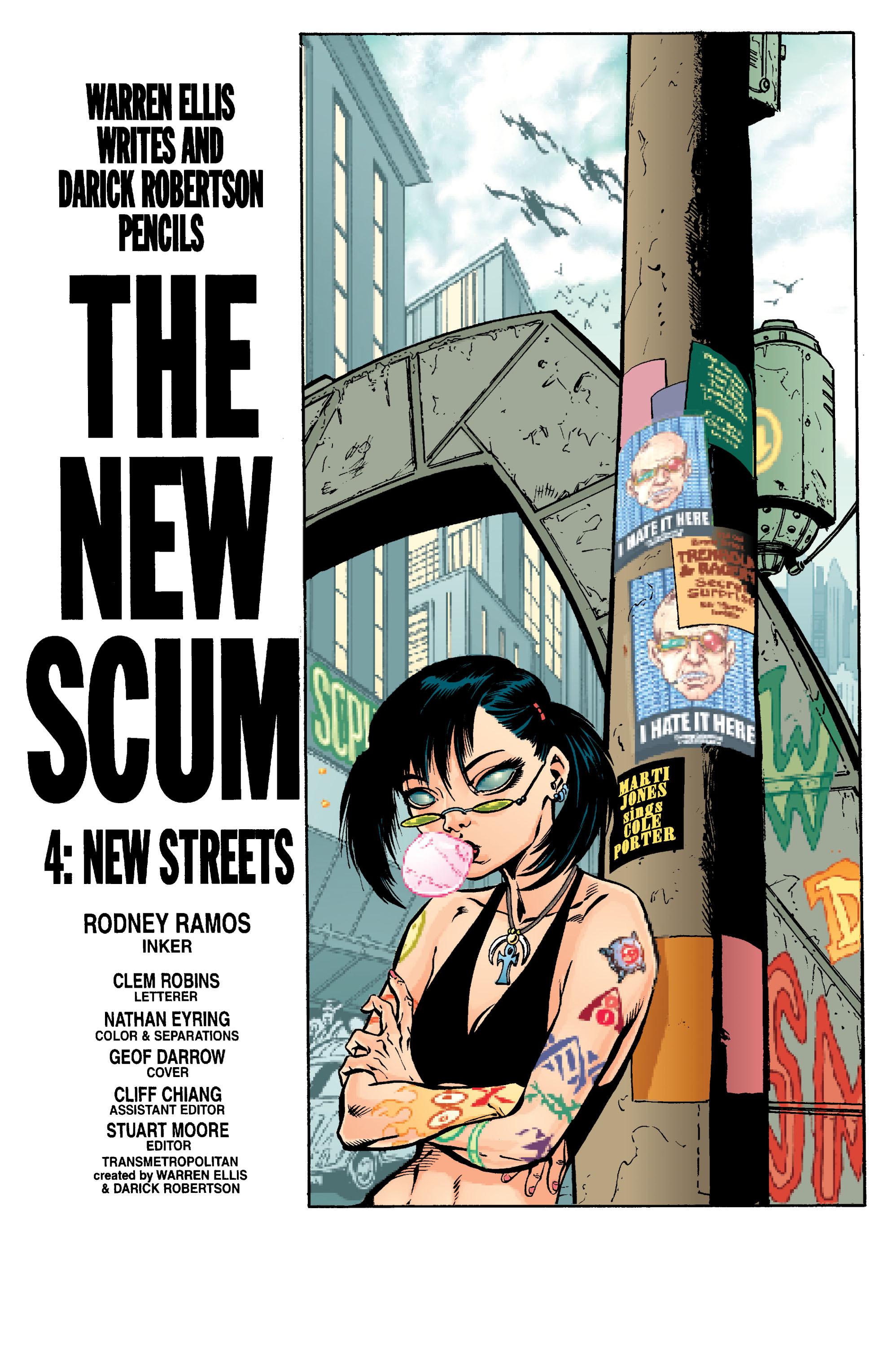 Read online Transmetropolitan comic -  Issue #22 - 2