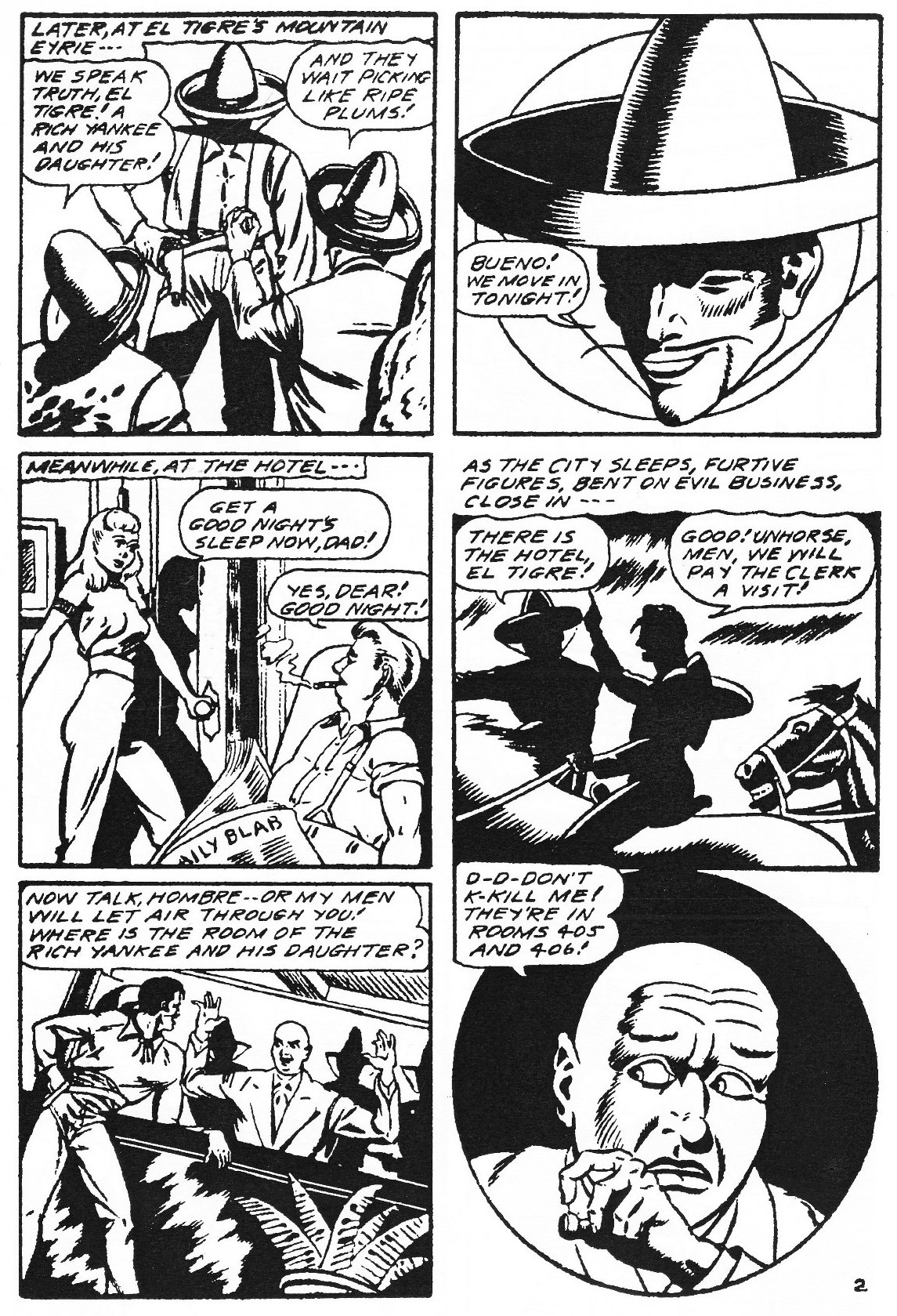 Read online Men of Mystery Comics comic -  Issue #82 - 89