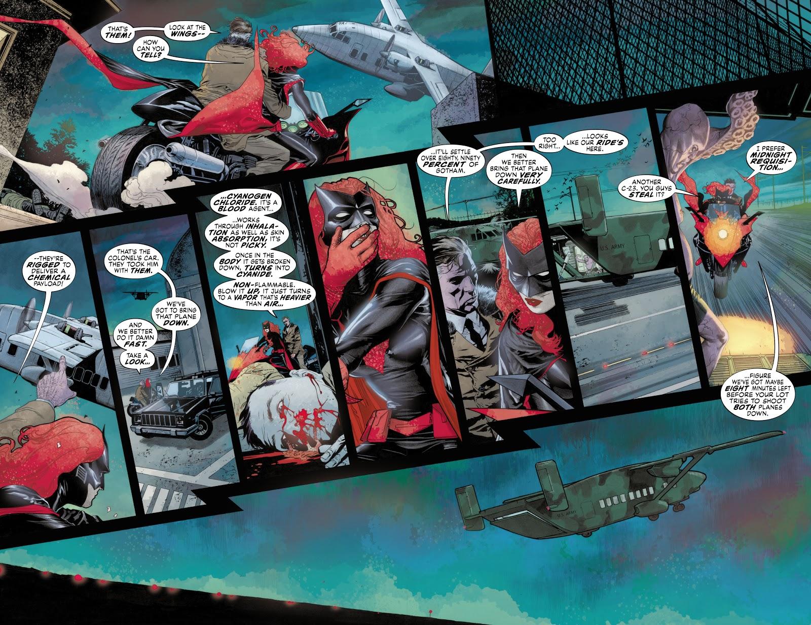 Read online Detective Comics (1937) comic -  Issue # _TPB Batwoman - Elegy (Part 1) - 71